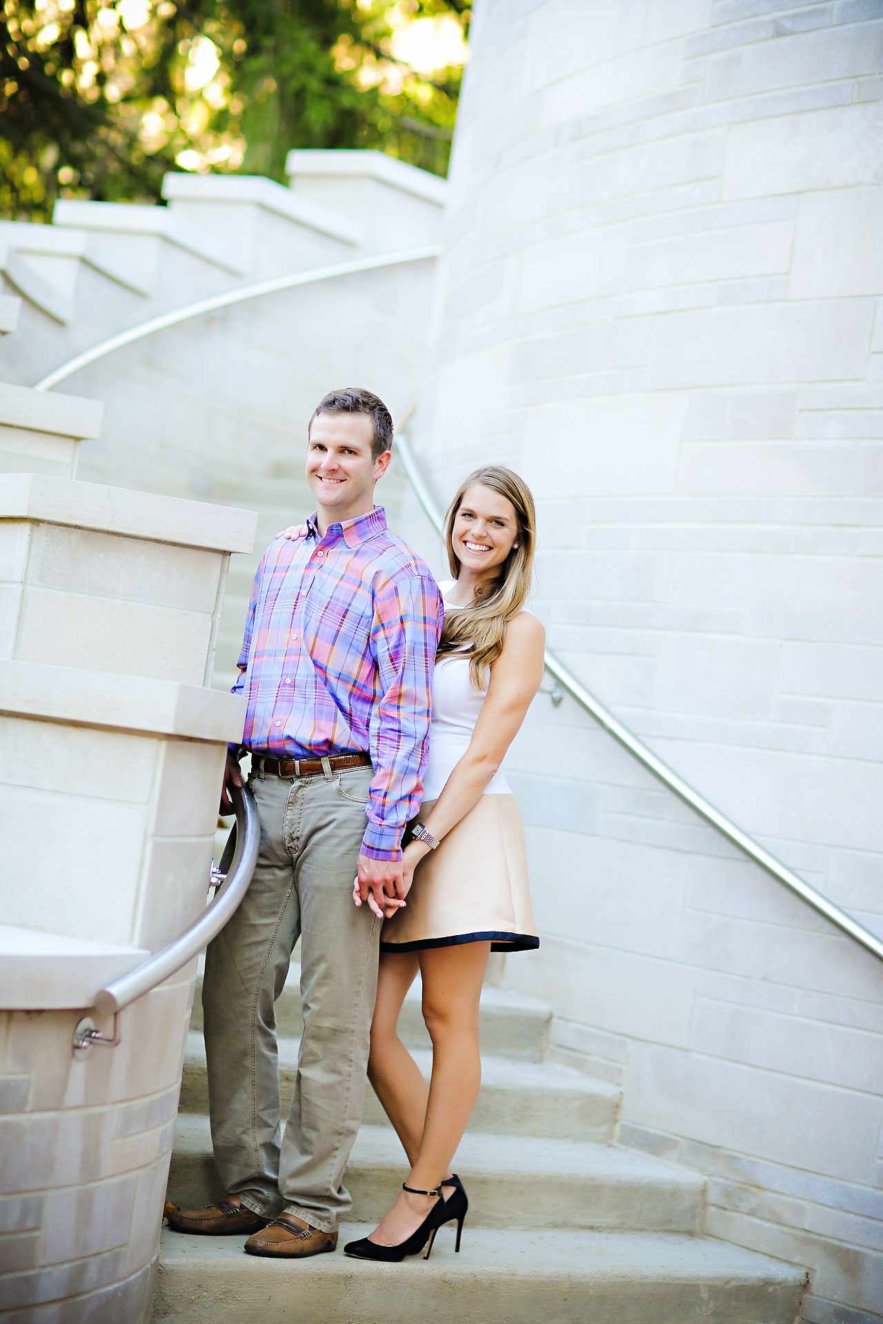 083 Brooke Tyler Indiana University Engagement Session