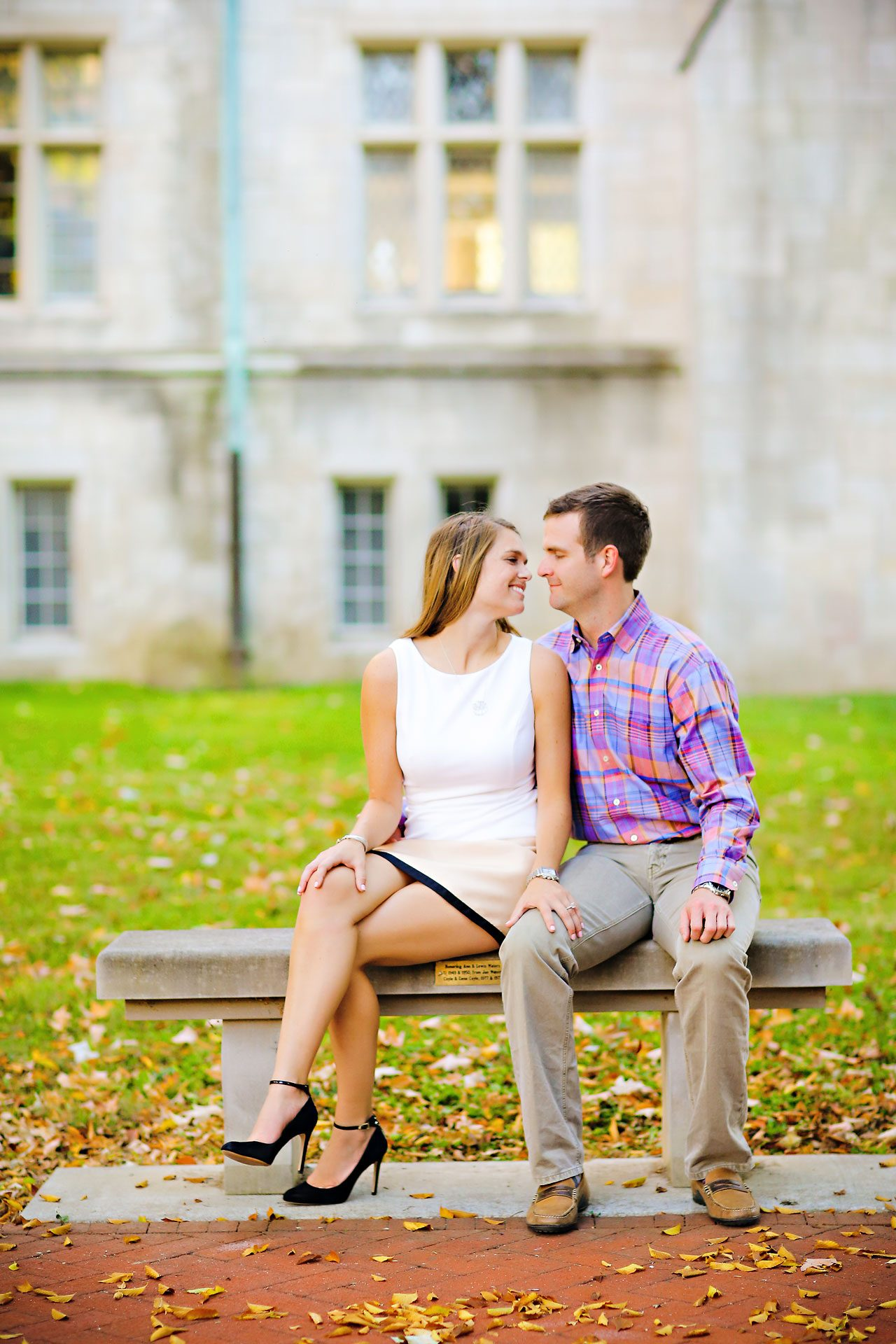 086 Brooke Tyler Indiana University Engagement Session