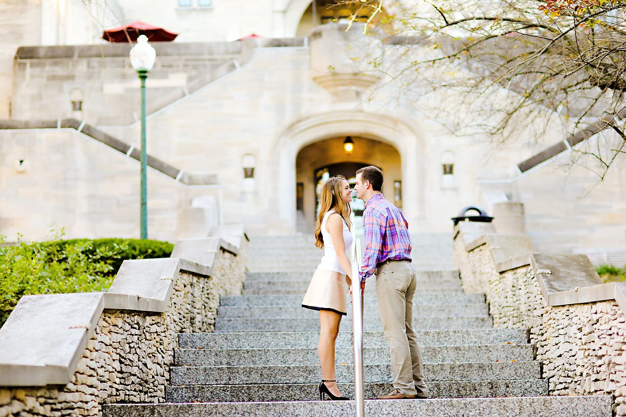 090 Brooke Tyler Indiana University Engagement Session