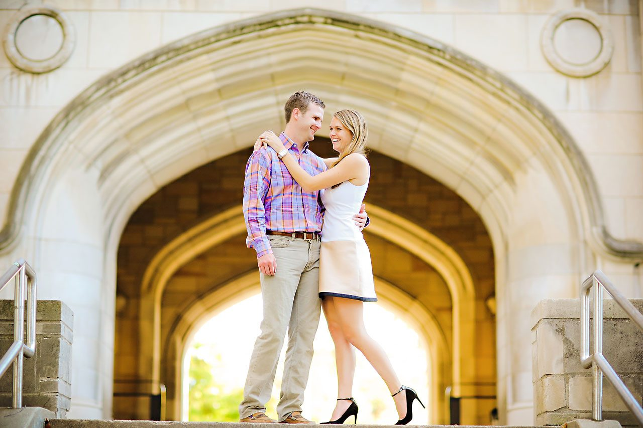 091 Brooke Tyler Indiana University Engagement Session