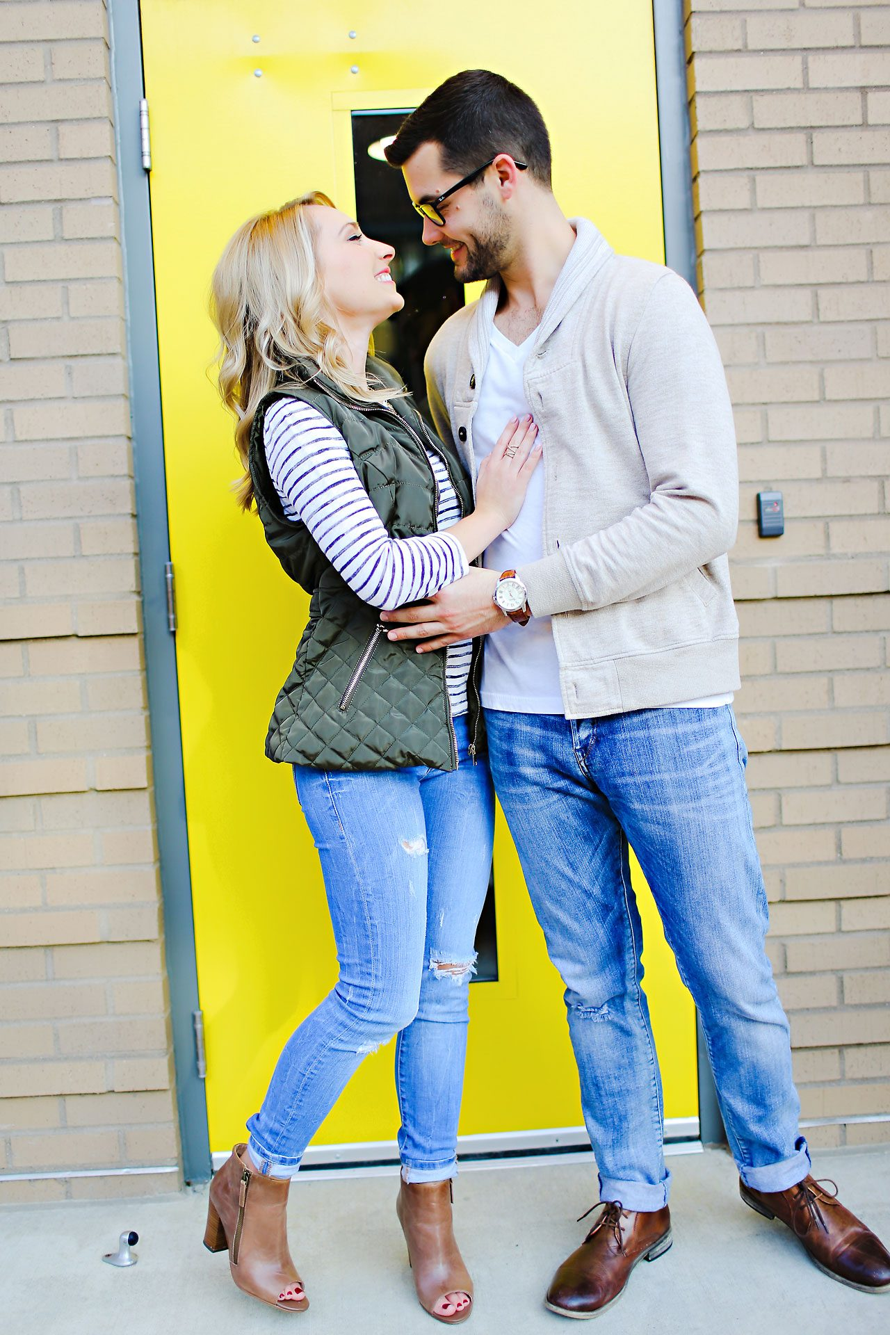 098 Meaghan Matt Indianapolis Engagement Photographer