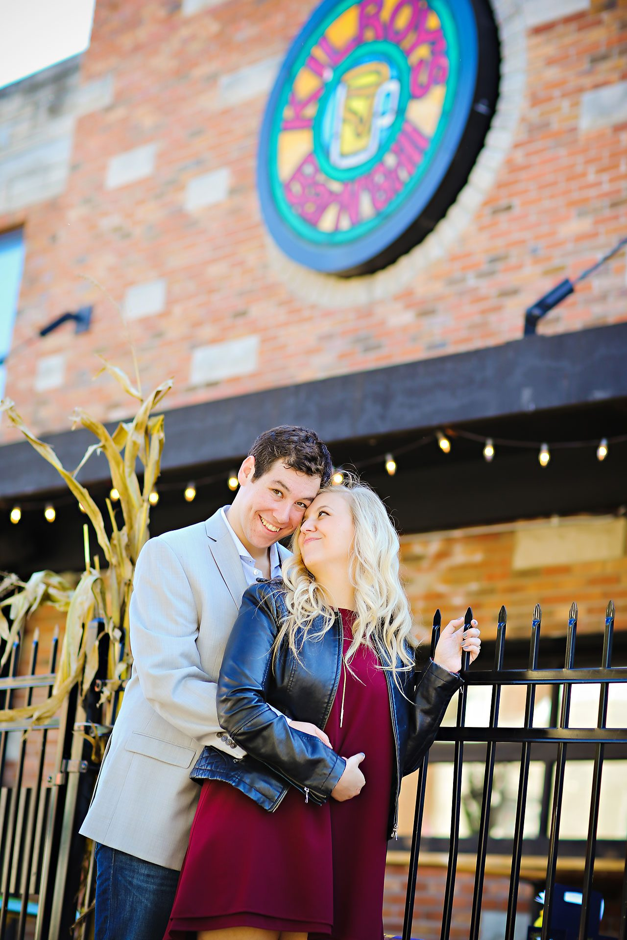 101 Taylor AJ Bloomington Engagement Session