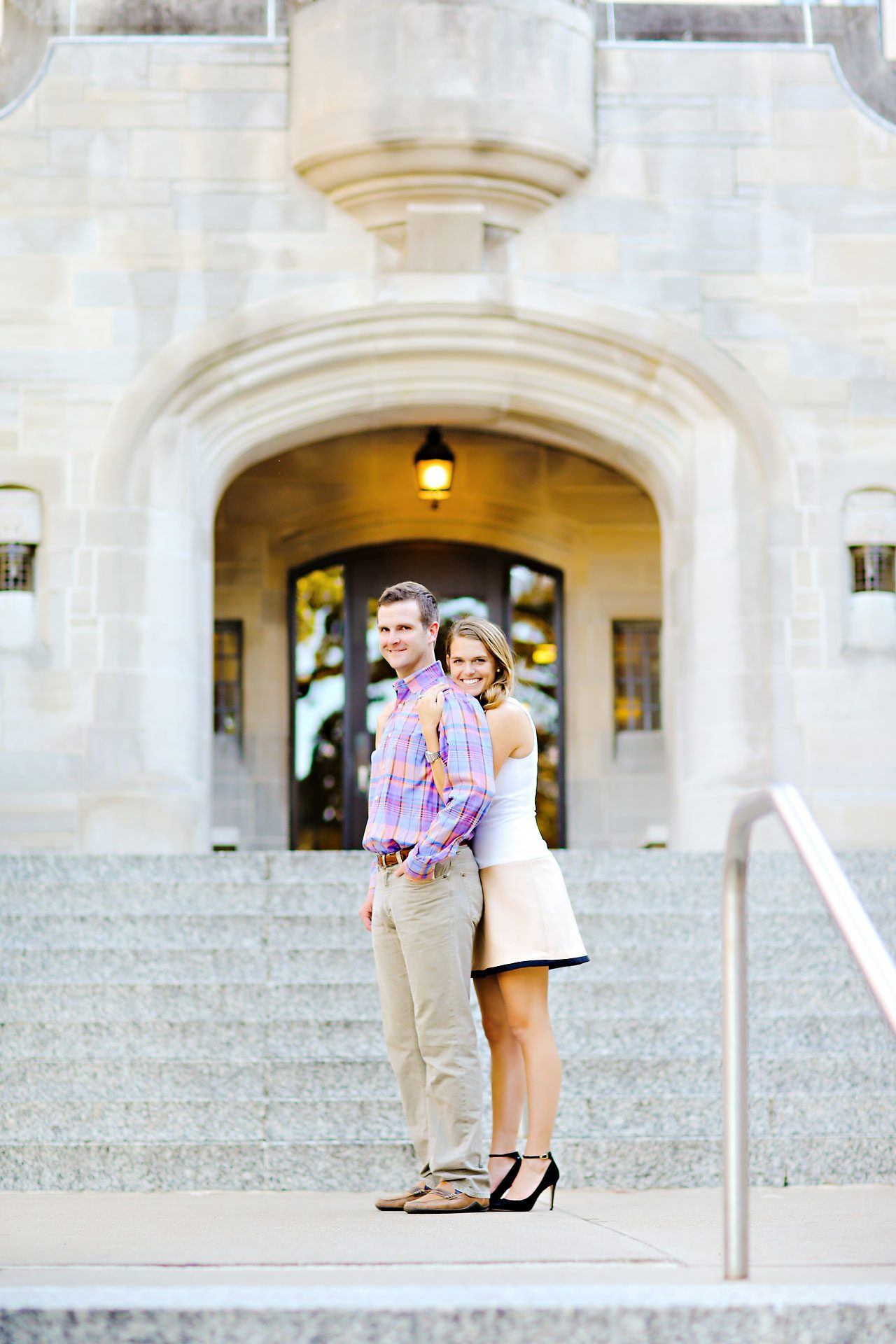 103 Brooke Tyler Indiana University Engagement Session