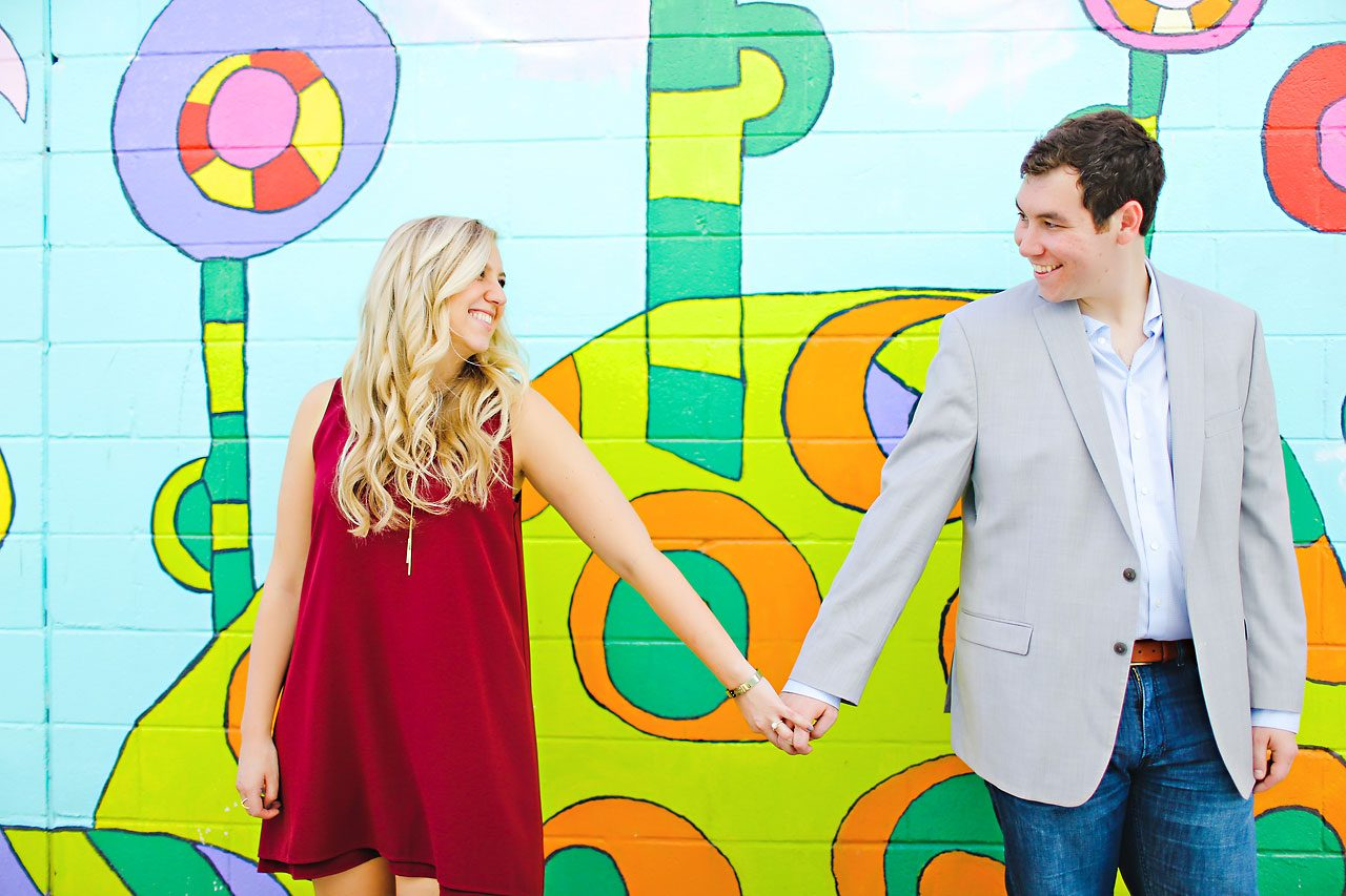110 Taylor AJ Bloomington Engagement Session