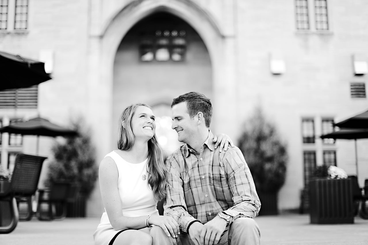 111 Brooke Tyler Indiana University Engagement Session