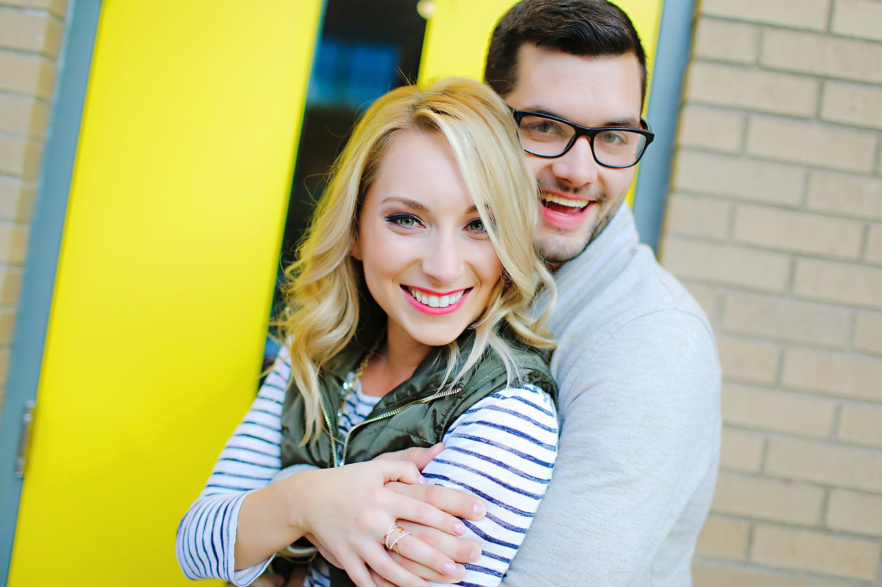 113 Meaghan Matt Indianapolis Engagement Photographer