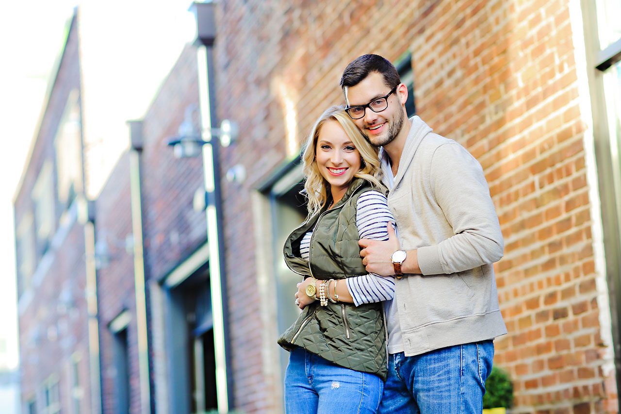 125 Meaghan Matt Indianapolis Engagement Photographer