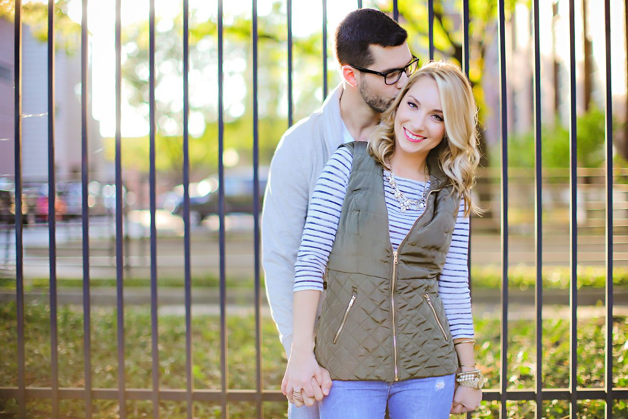 127 Meaghan Matt Indianapolis Engagement Photographer
