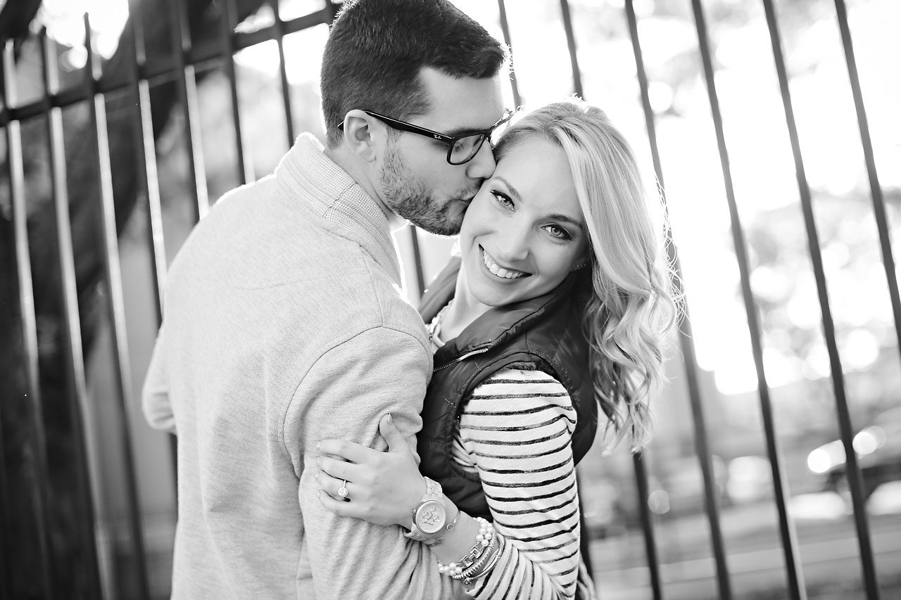 137 Meaghan Matt Indianapolis Engagement Photographer