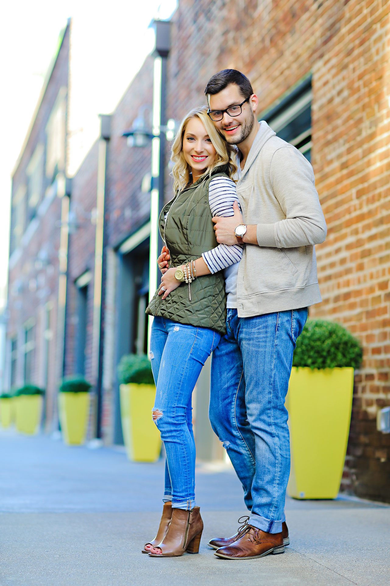 145 Meaghan Matt Indianapolis Engagement Photographer