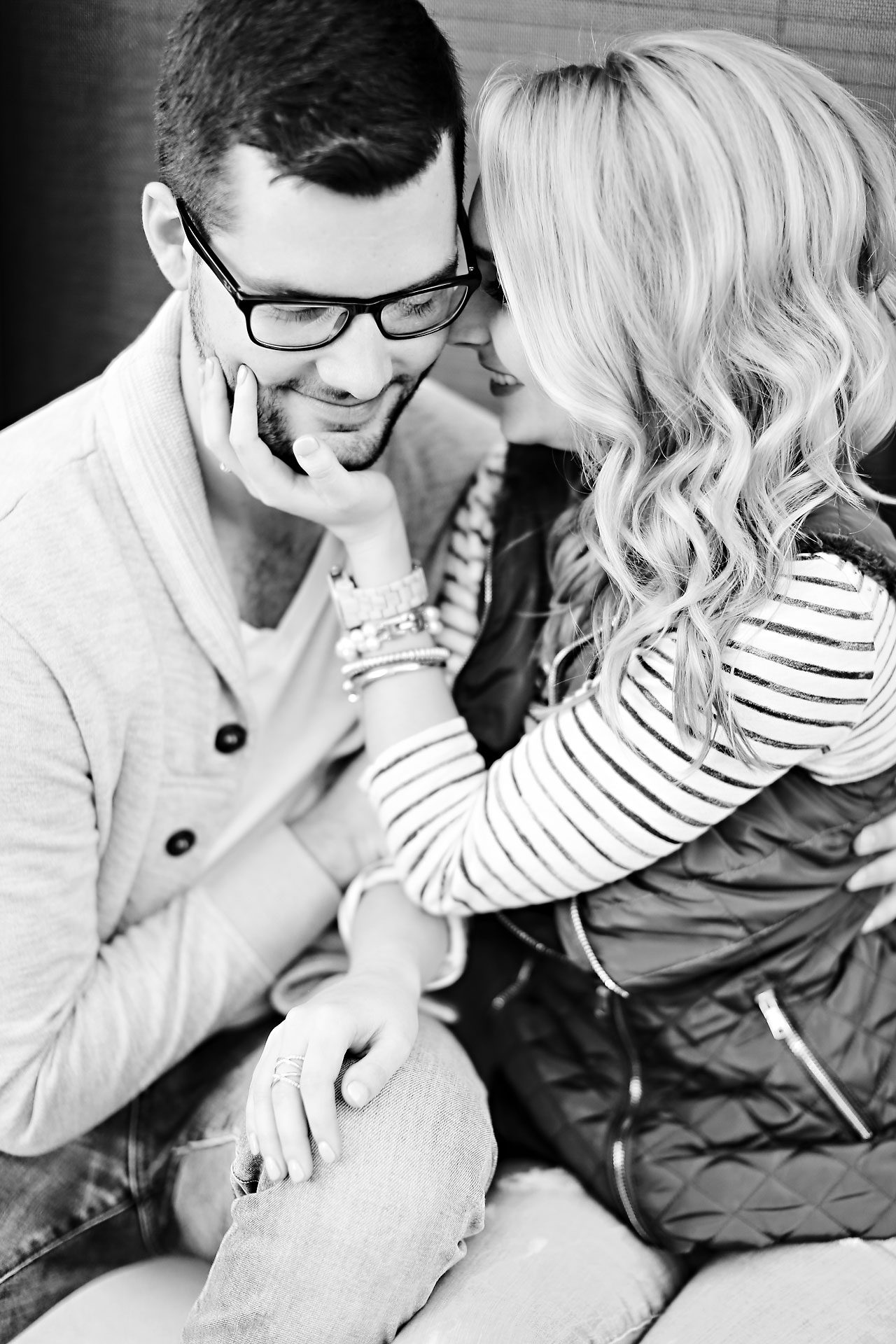 146 Meaghan Matt Indianapolis Engagement Photographer