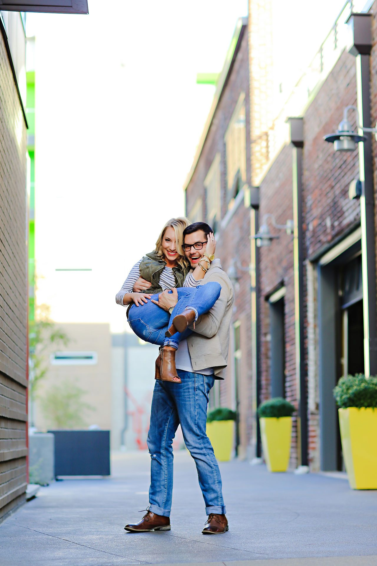 147 Meaghan Matt Indianapolis Engagement Photographer