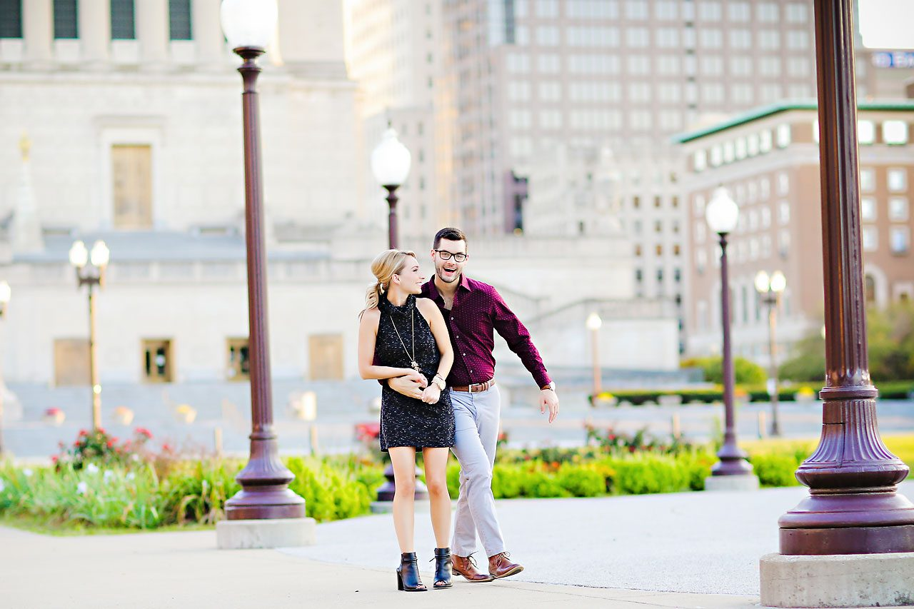 149 Meaghan Matt Indianapolis Engagement Photographer
