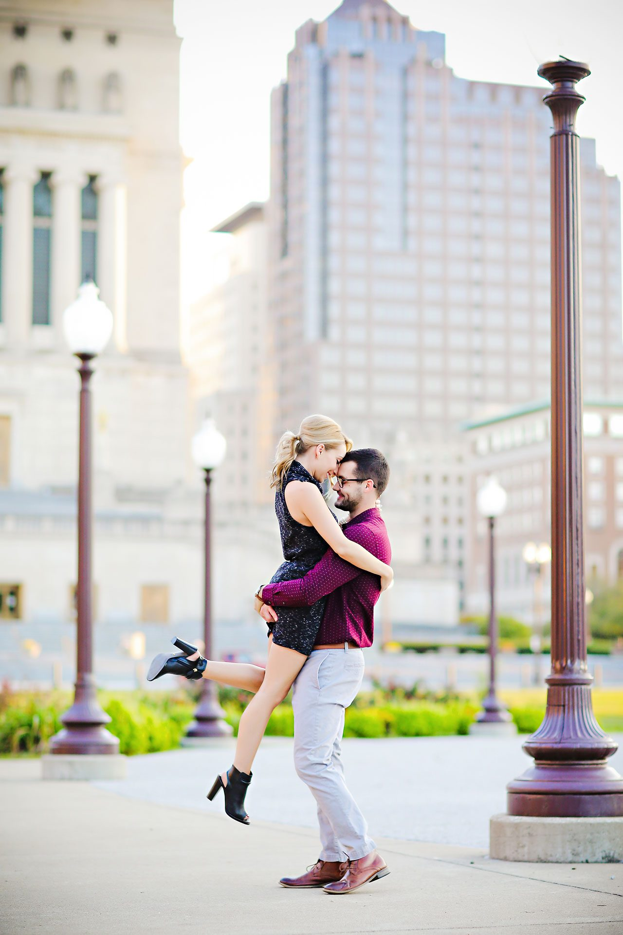 153 Meaghan Matt Indianapolis Engagement Photographer