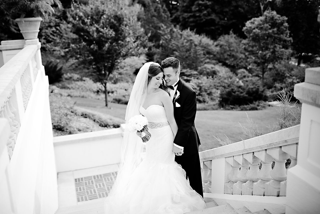 154 Vanessa Dustin Indiana Roof Ballroom Wedding