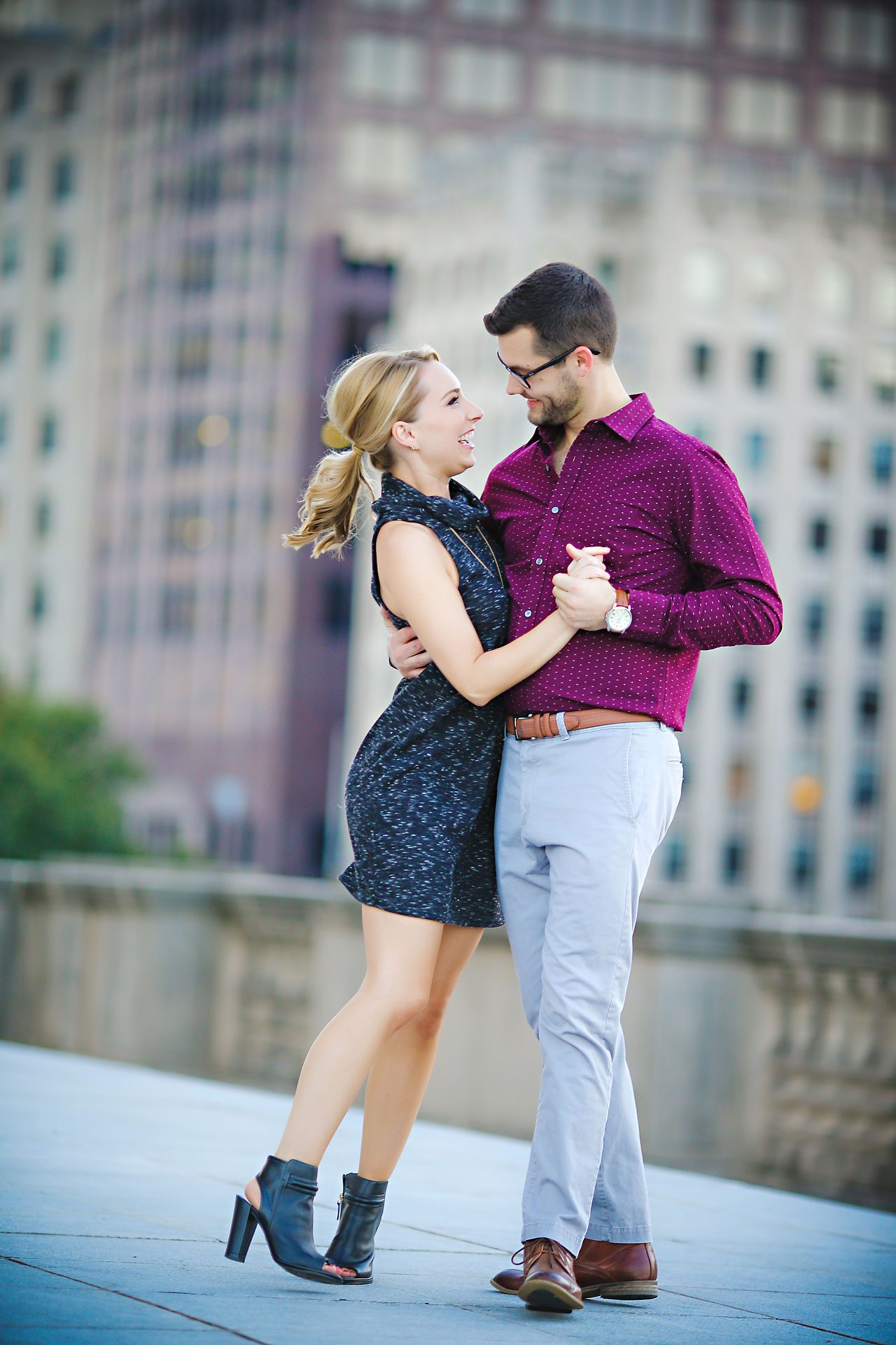 156 Meaghan Matt Indianapolis Engagement Photographer