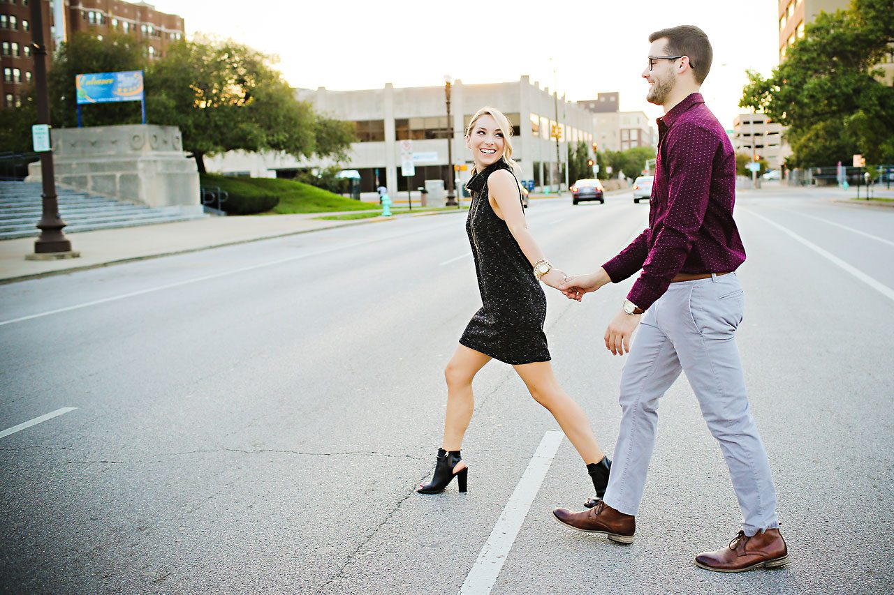 170 Meaghan Matt Indianapolis Engagement Photographer