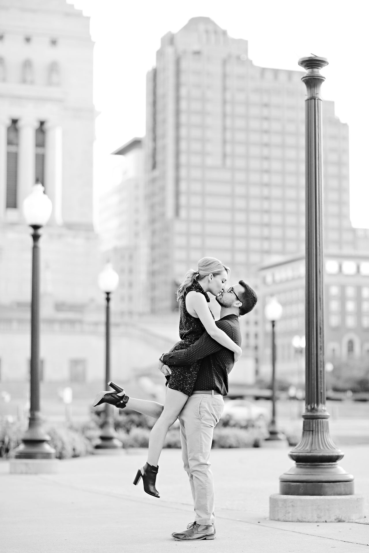 173 Meaghan Matt Indianapolis Engagement Photographer