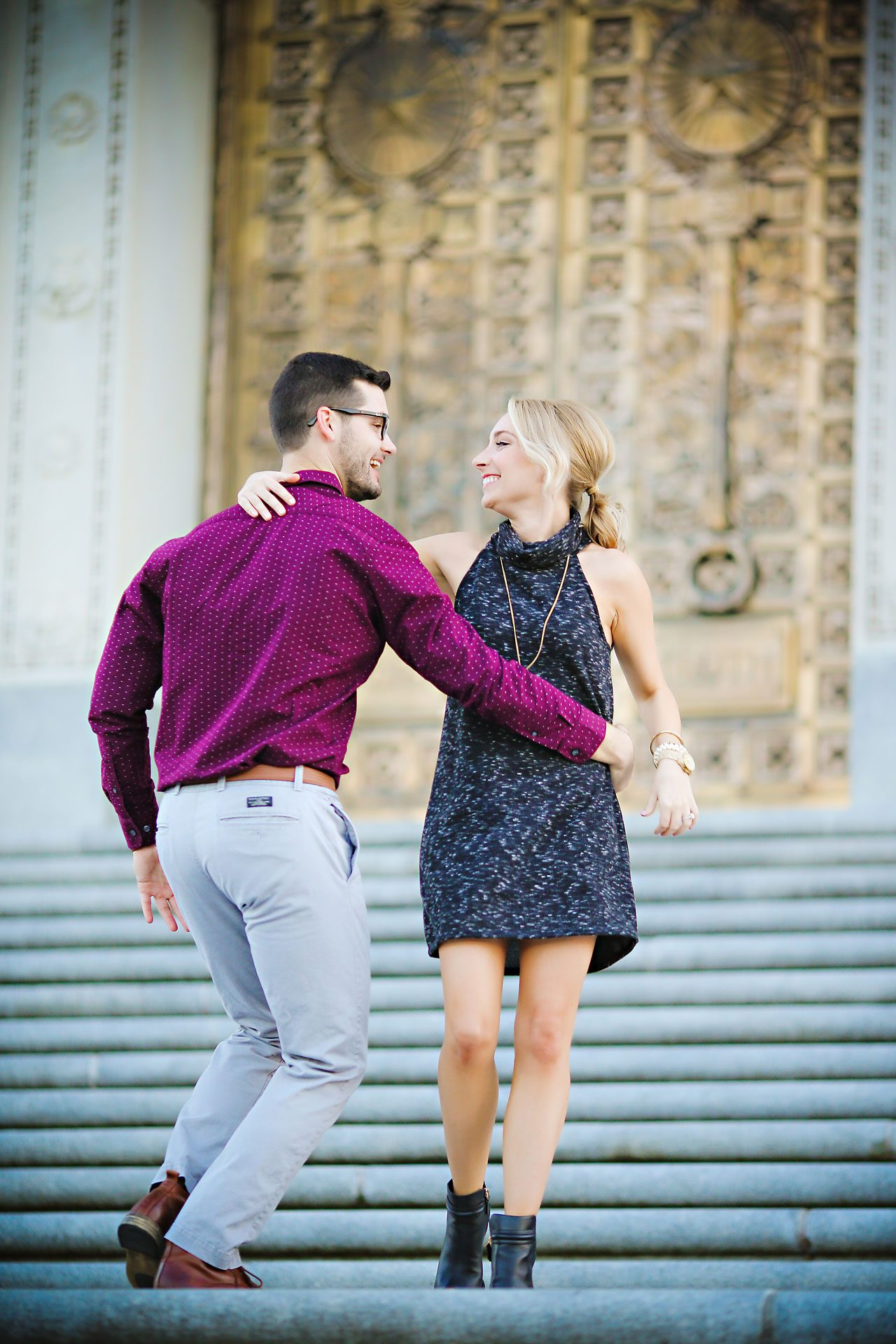175 Meaghan Matt Indianapolis Engagement Photographer