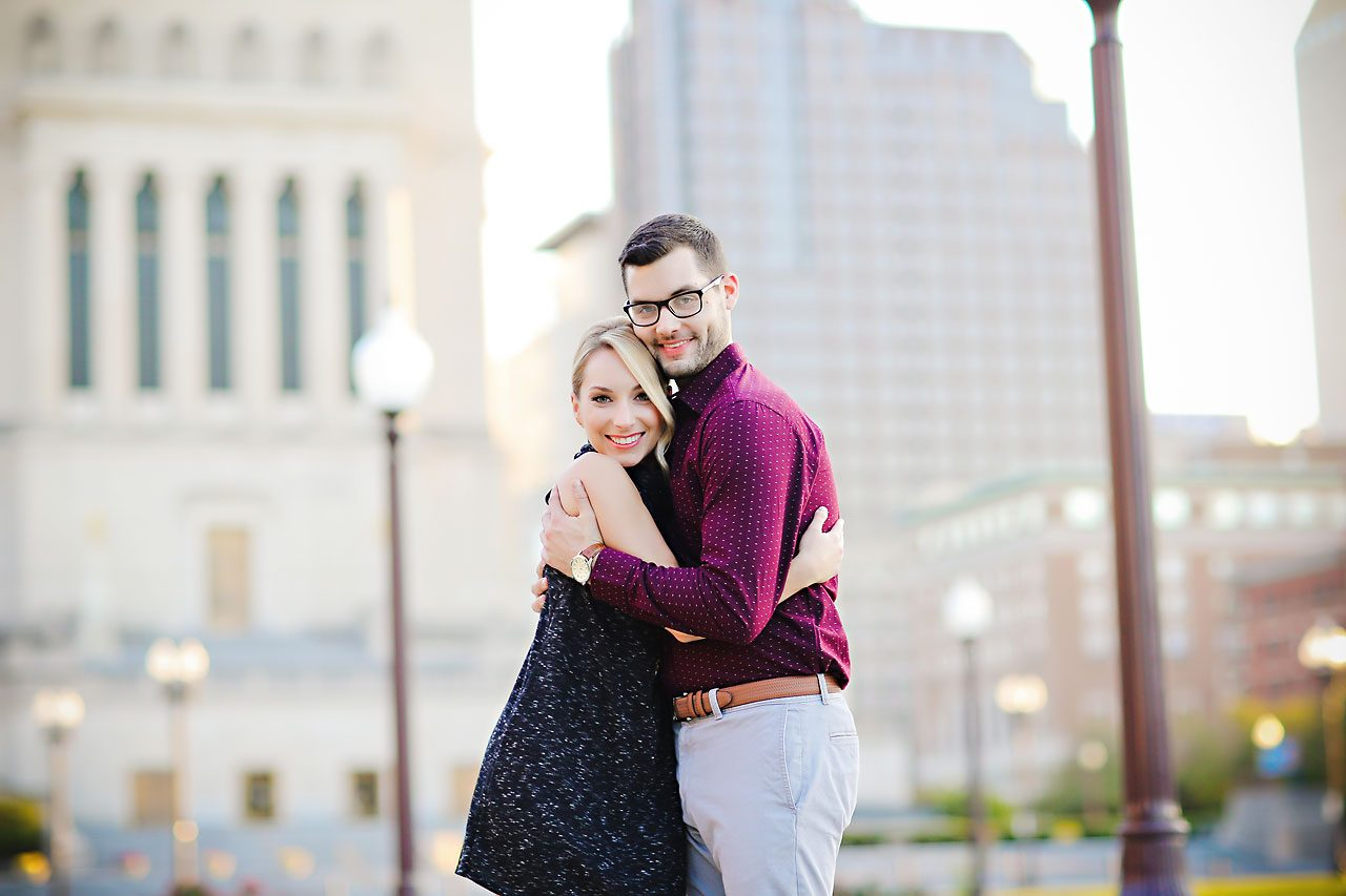 183 Meaghan Matt Indianapolis Engagement Photographer
