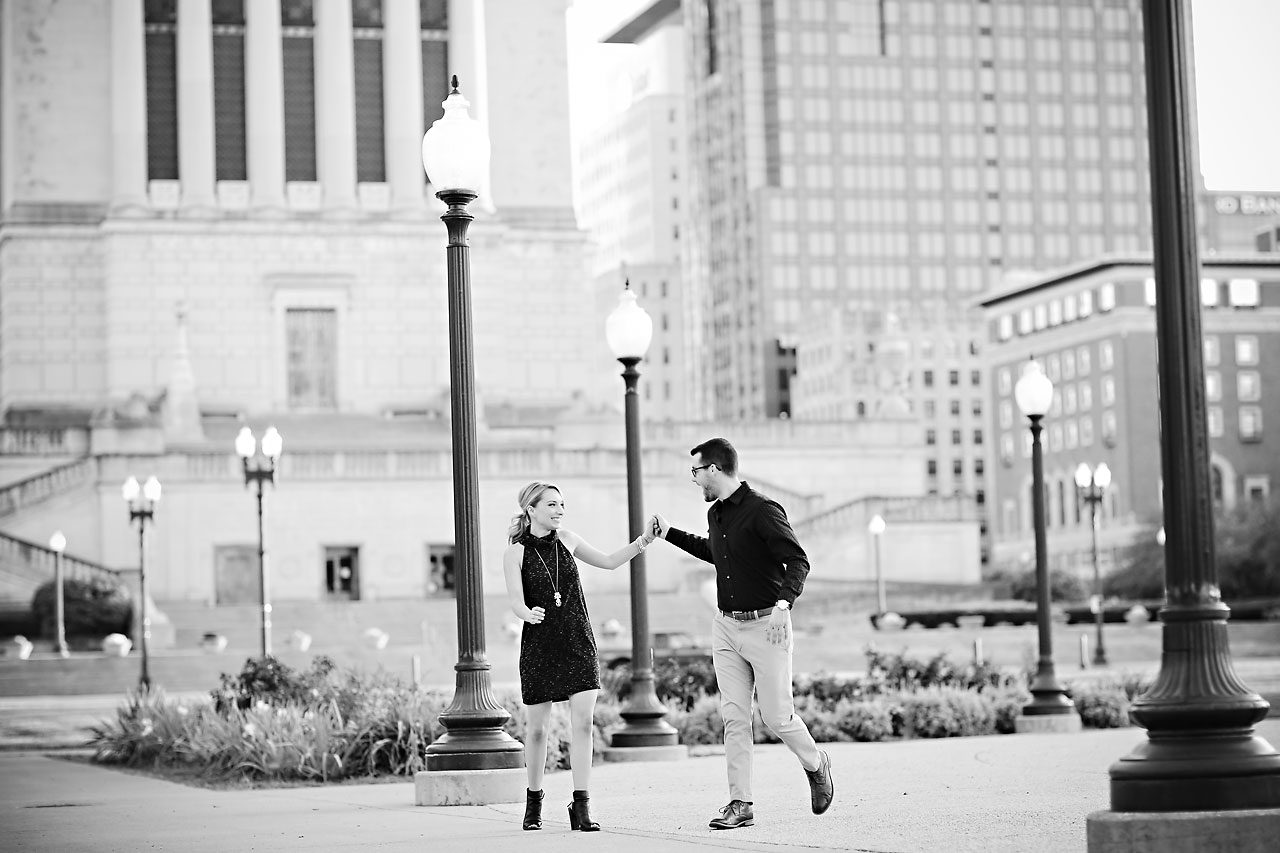 184 Meaghan Matt Indianapolis Engagement Photographer