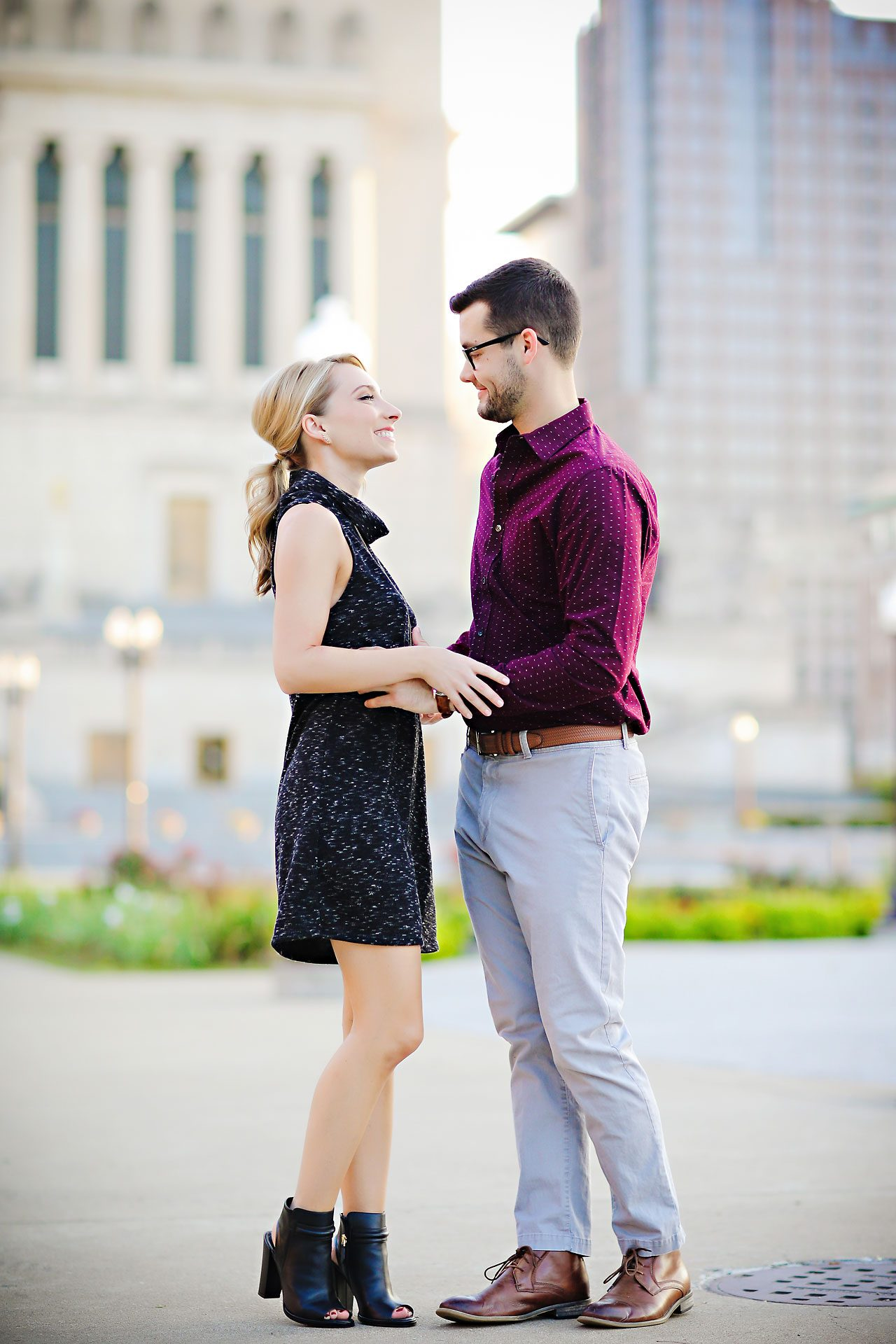 189 Meaghan Matt Indianapolis Engagement Photographer