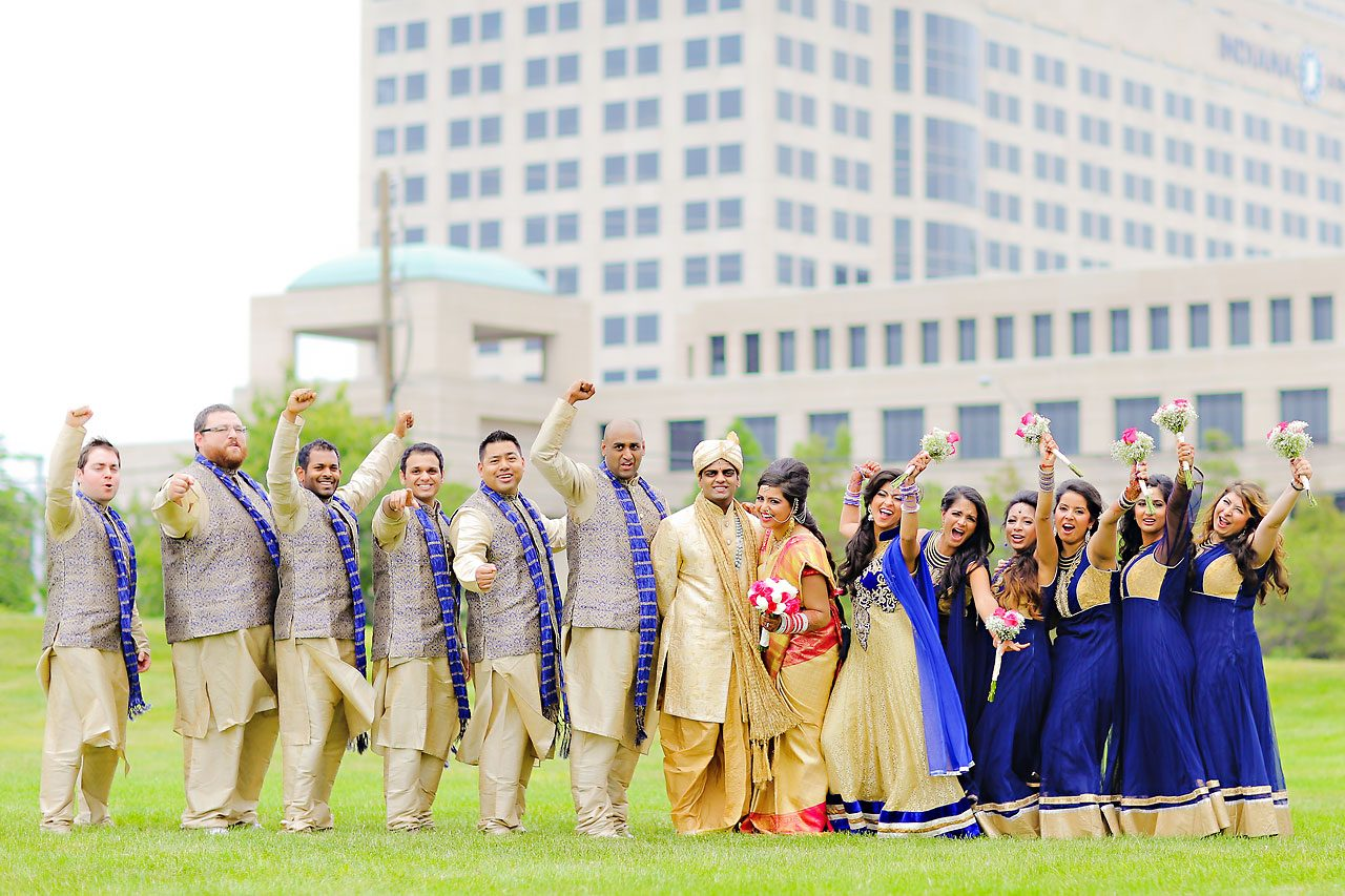 218 Vandana Anurag Indianapolis Indian Wedding
