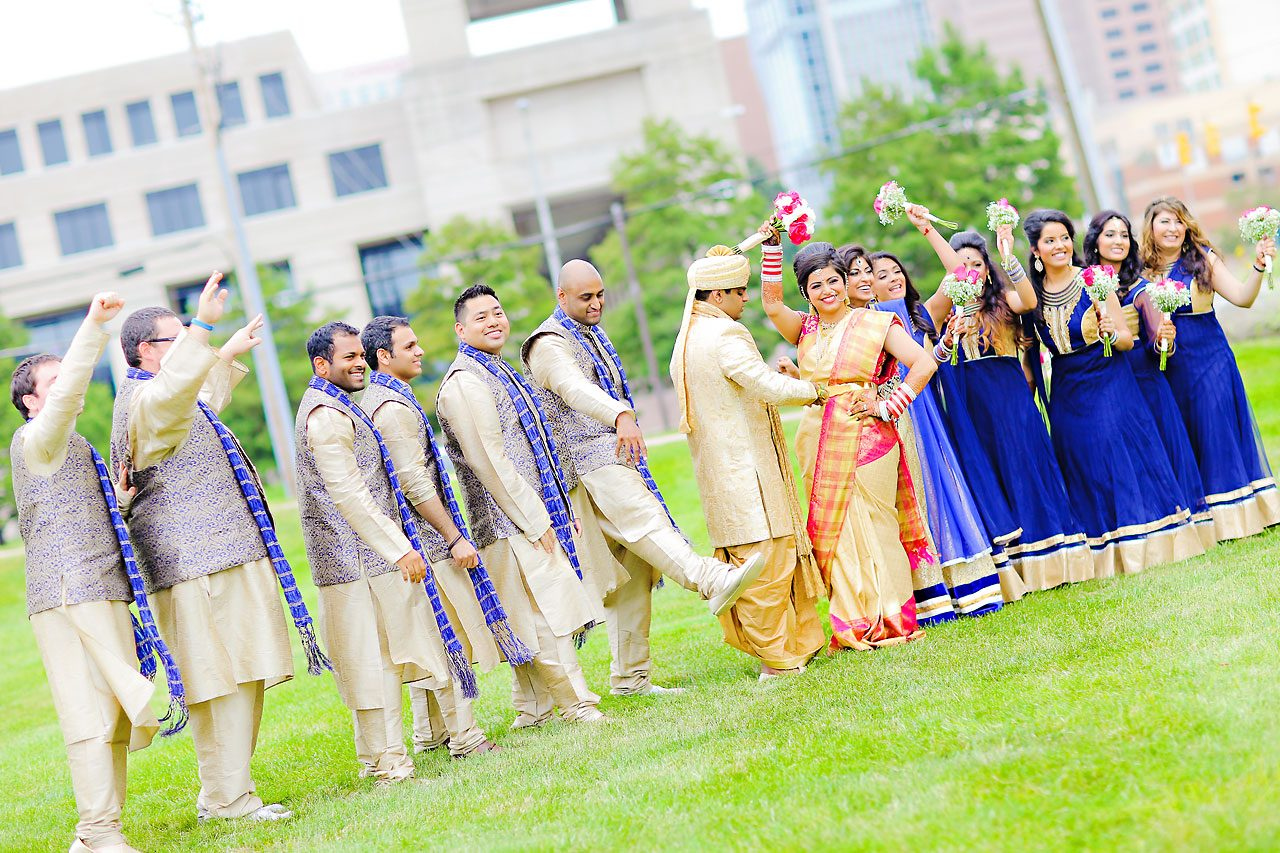 221 Vandana Anurag Indianapolis Indian Wedding