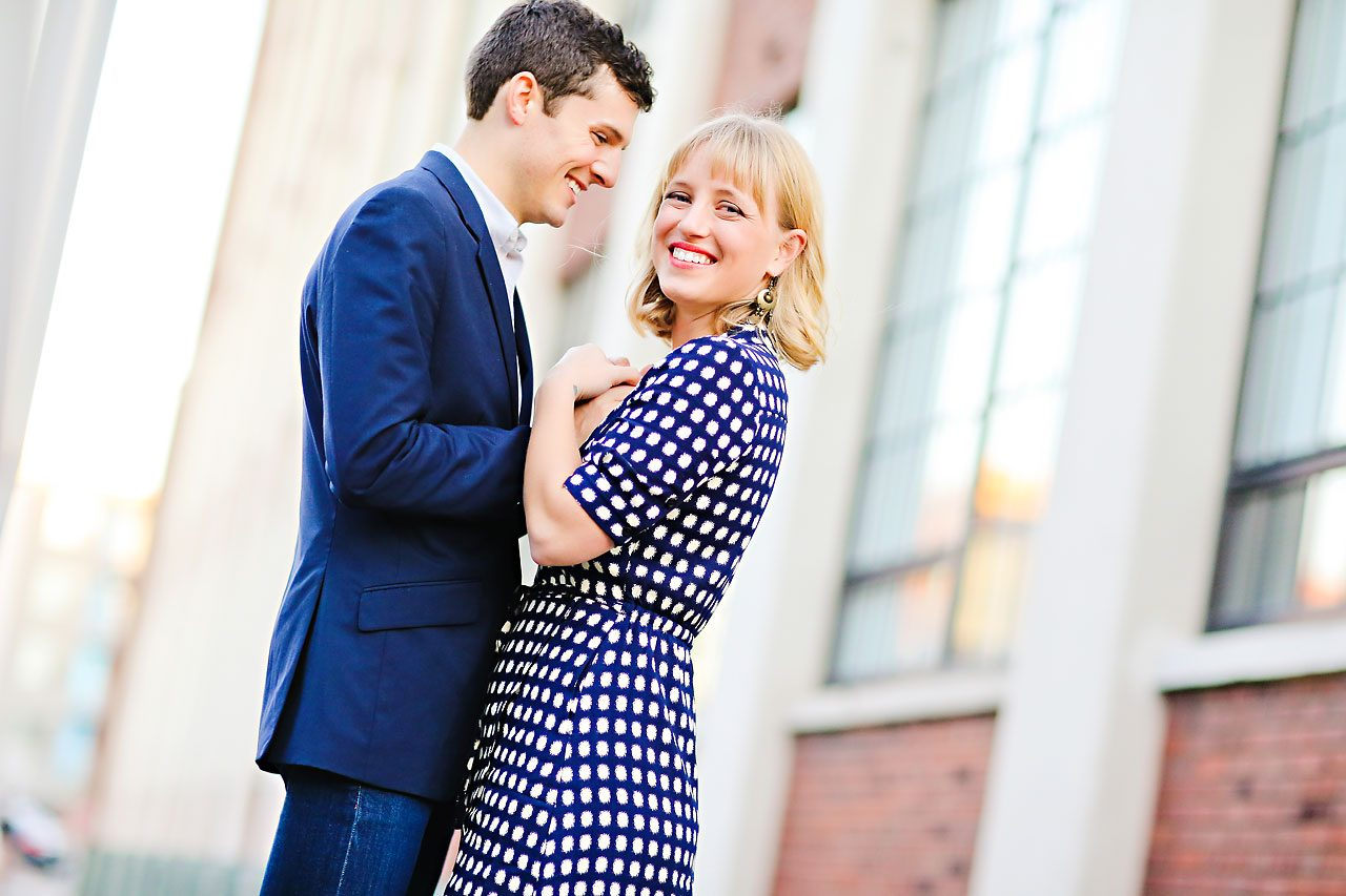 405 Morgan Julian Fall Engagement Session Indianapolis