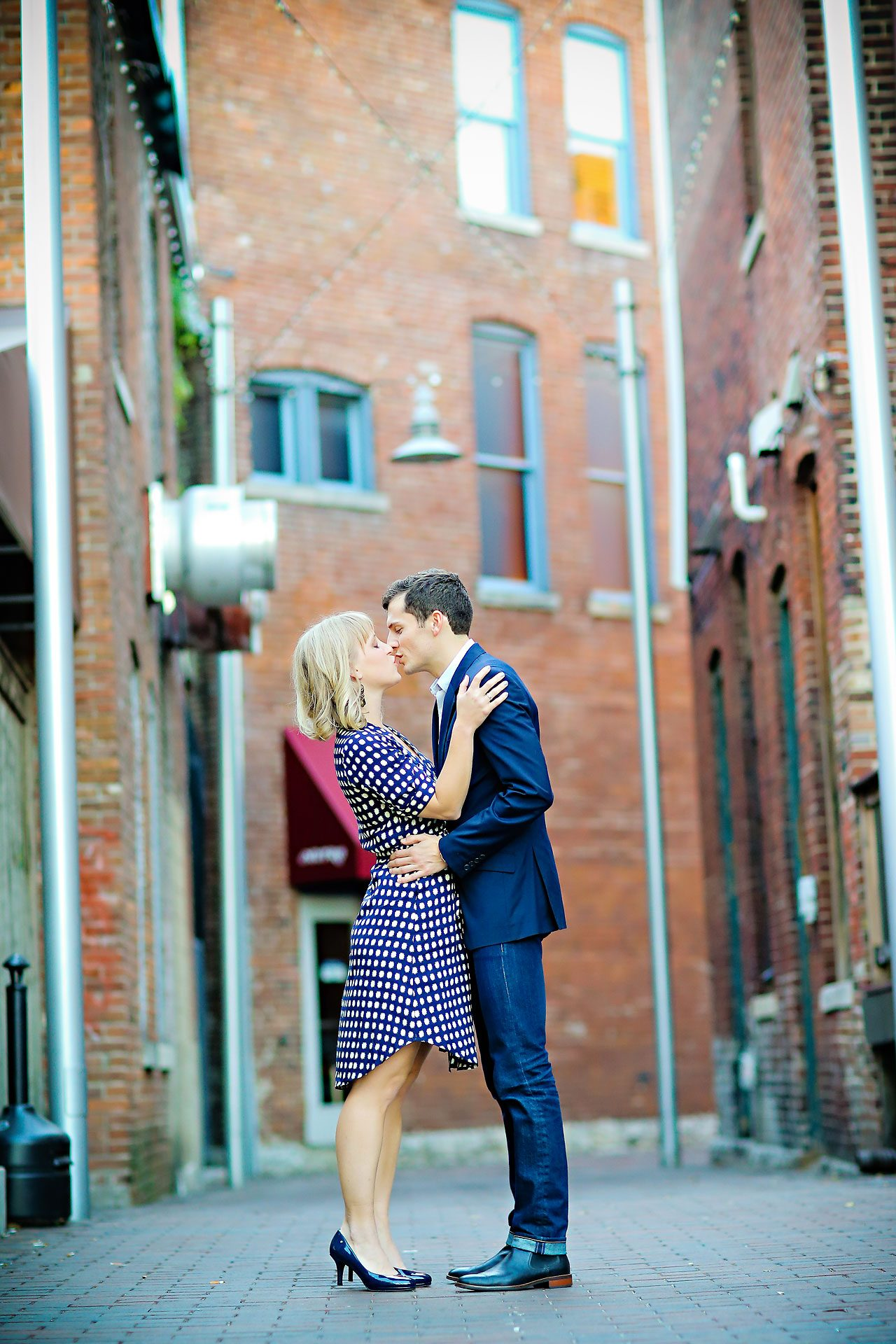 423 Morgan Julian Fall Engagement Session Indianapolis
