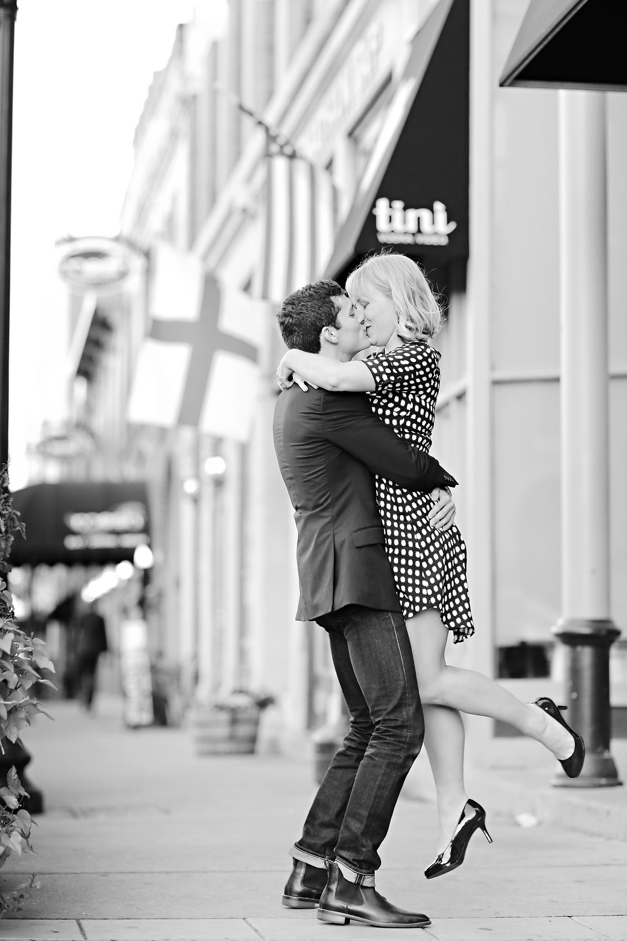 428 Morgan Julian Fall Engagement Session Indianapolis