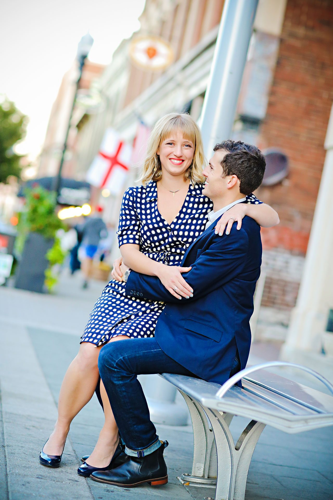 433 Morgan Julian Fall Engagement Session Indianapolis