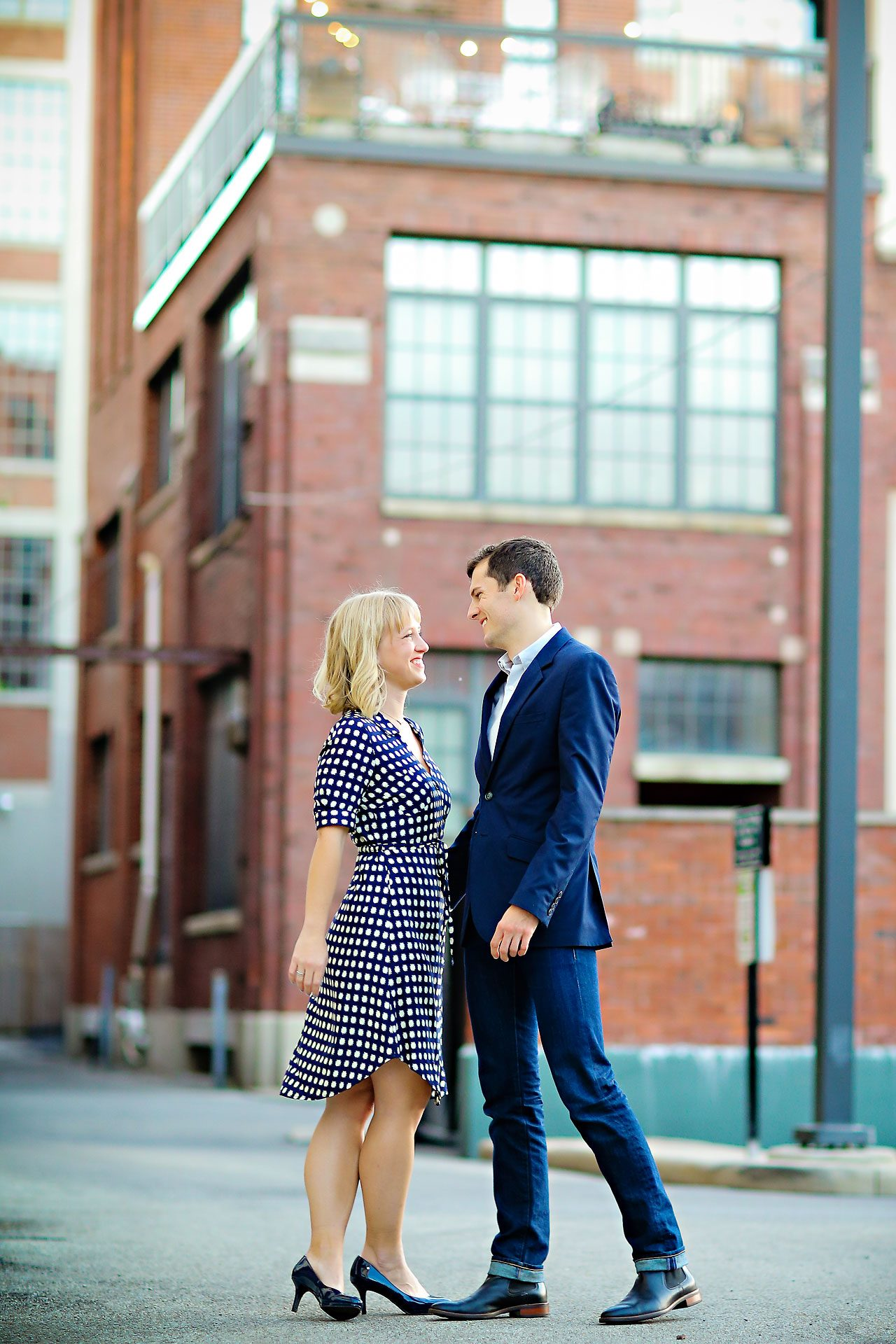 434 Morgan Julian Fall Engagement Session Indianapolis