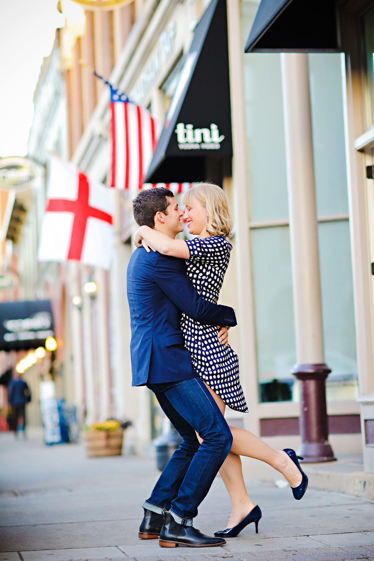 436 Morgan Julian Fall Engagement Session Indianapolis