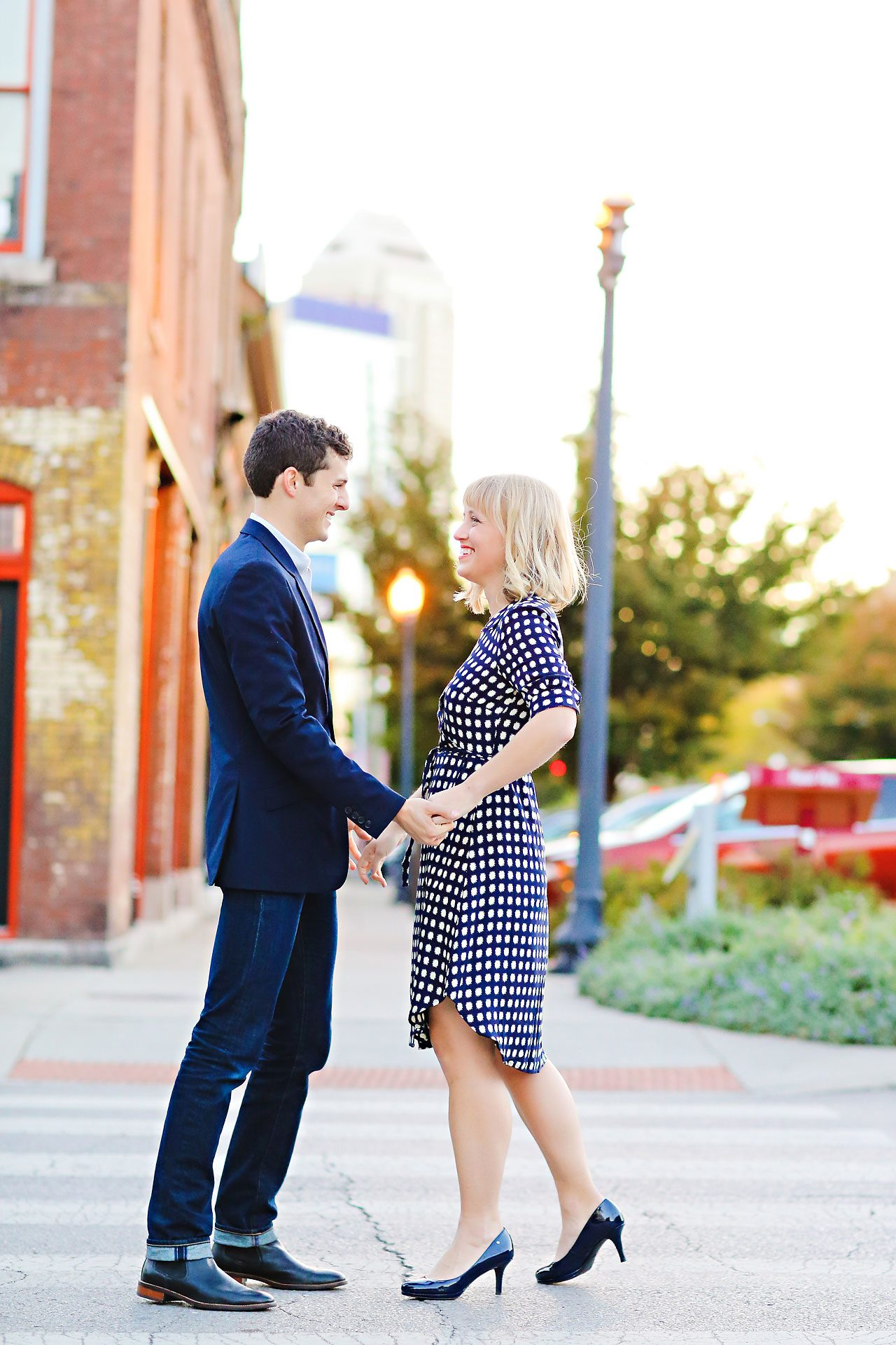 445 Morgan Julian Fall Engagement Session Indianapolis