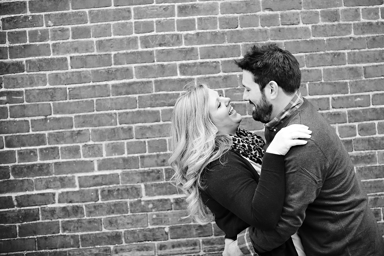 066 Kellie Greg Zionsville Engagement Session
