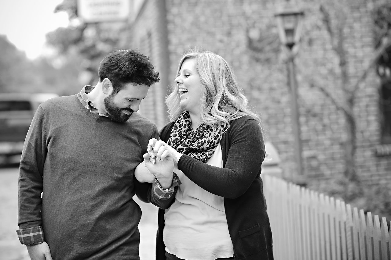 068 Kellie Greg Zionsville Engagement Session