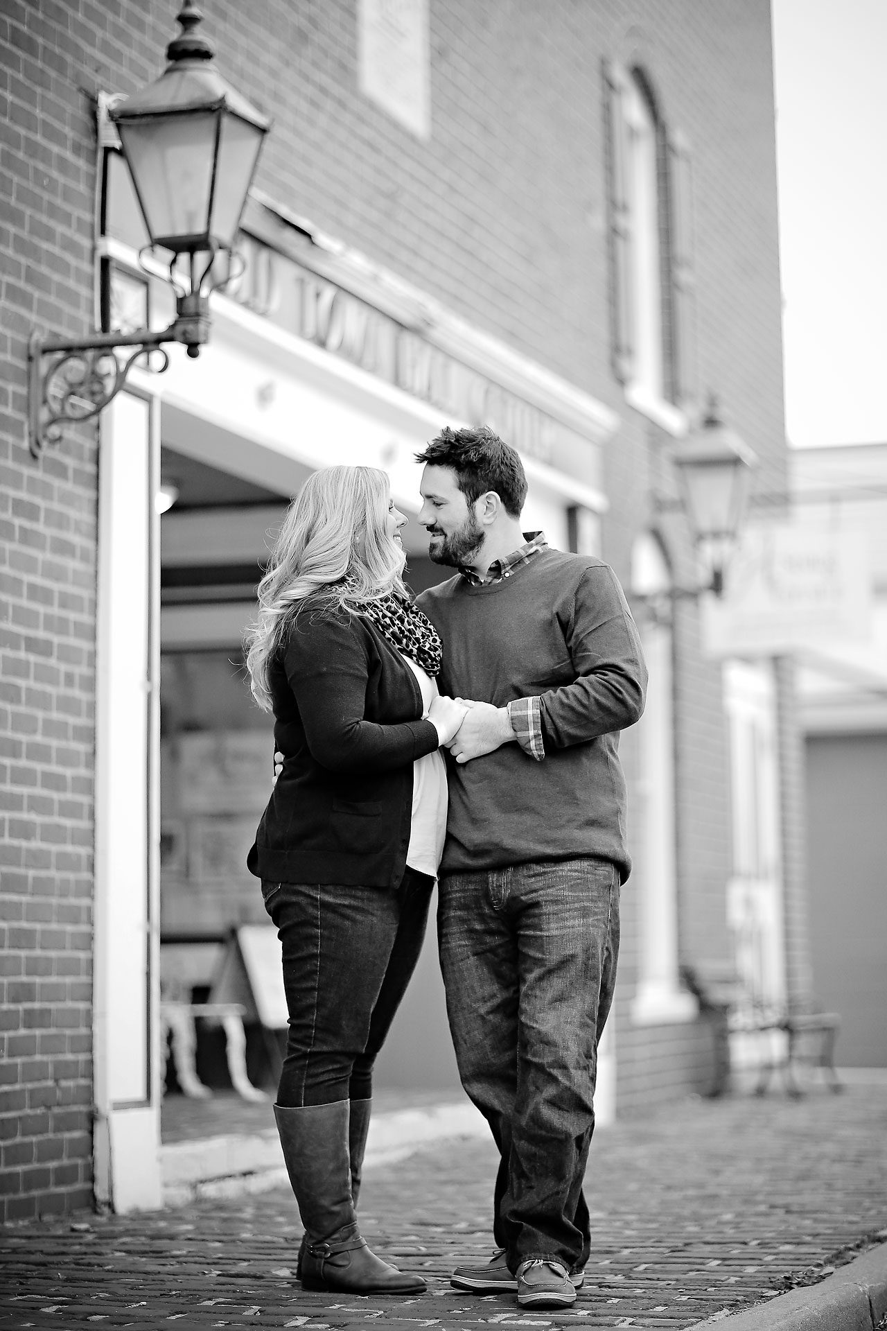 071 Kellie Greg Zionsville Engagement Session