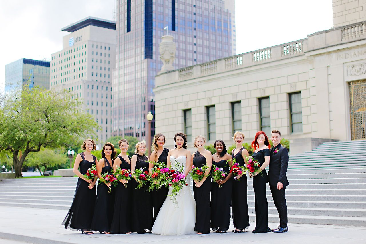 113 Liz Eric Indiana Landmarks Wedding