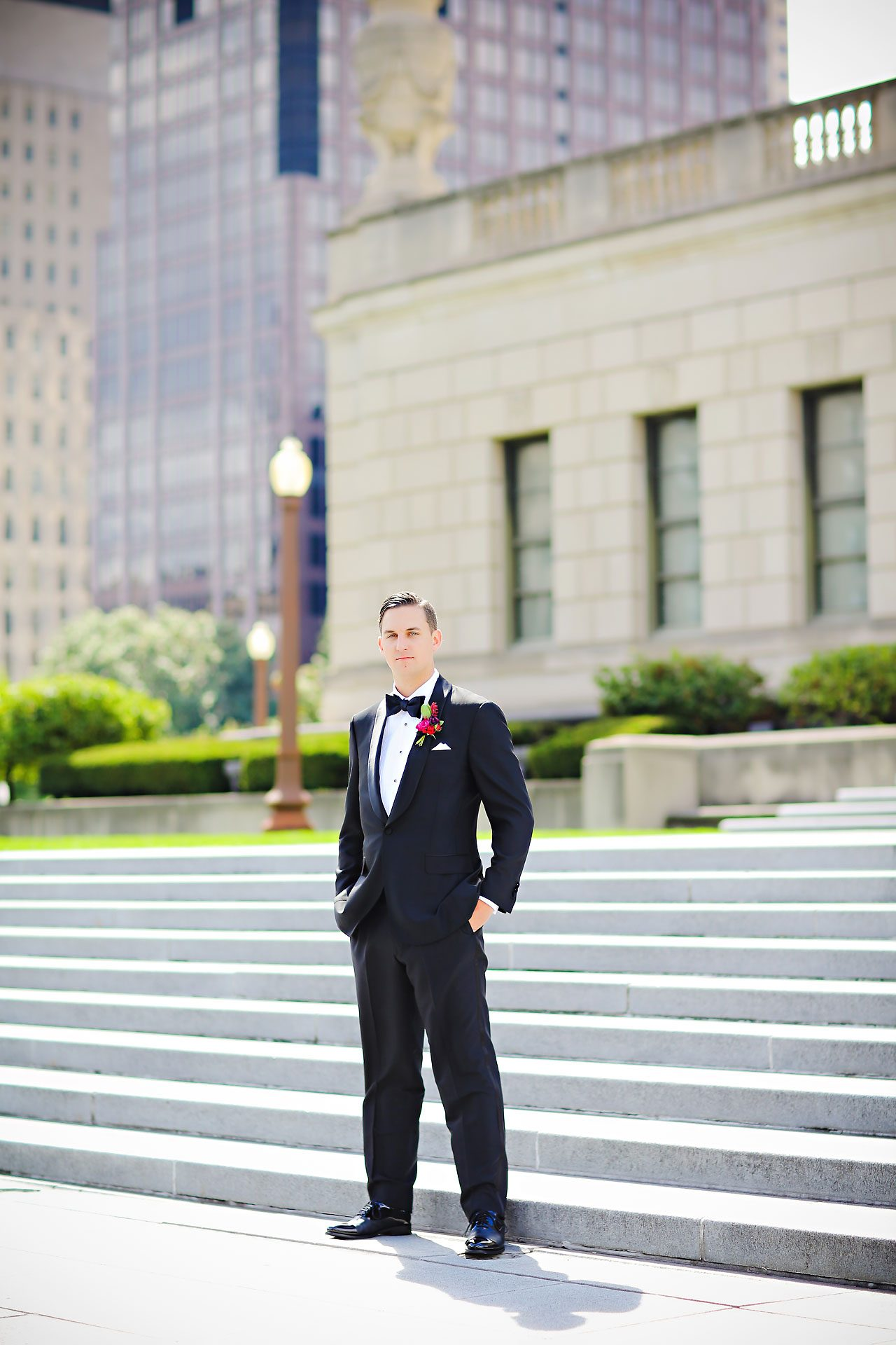 117 Liz Eric Indiana Landmarks Wedding