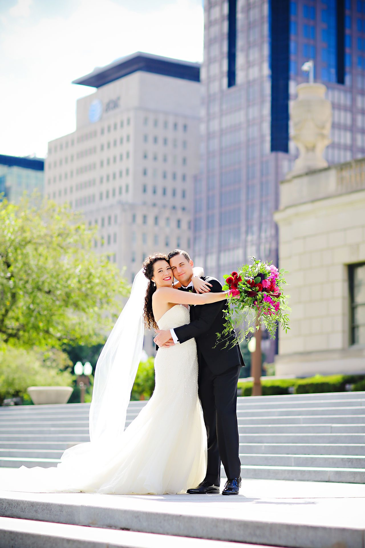 122 Liz Eric Indiana Landmarks Wedding
