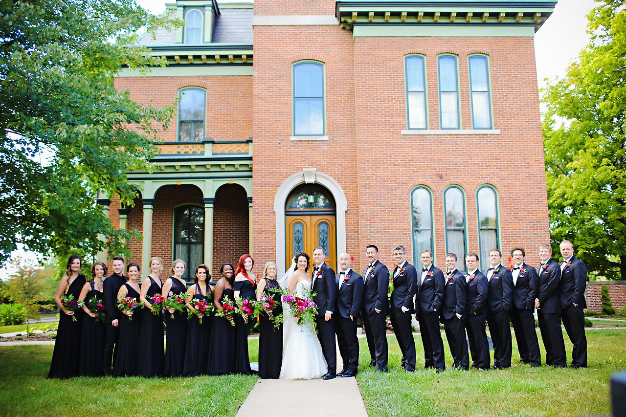 151 Liz Eric Indiana Landmarks Wedding