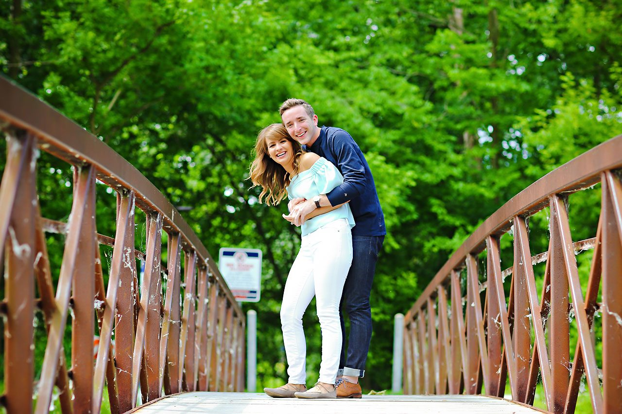 026 Meredith Aaron Indianapolis Engagement Session