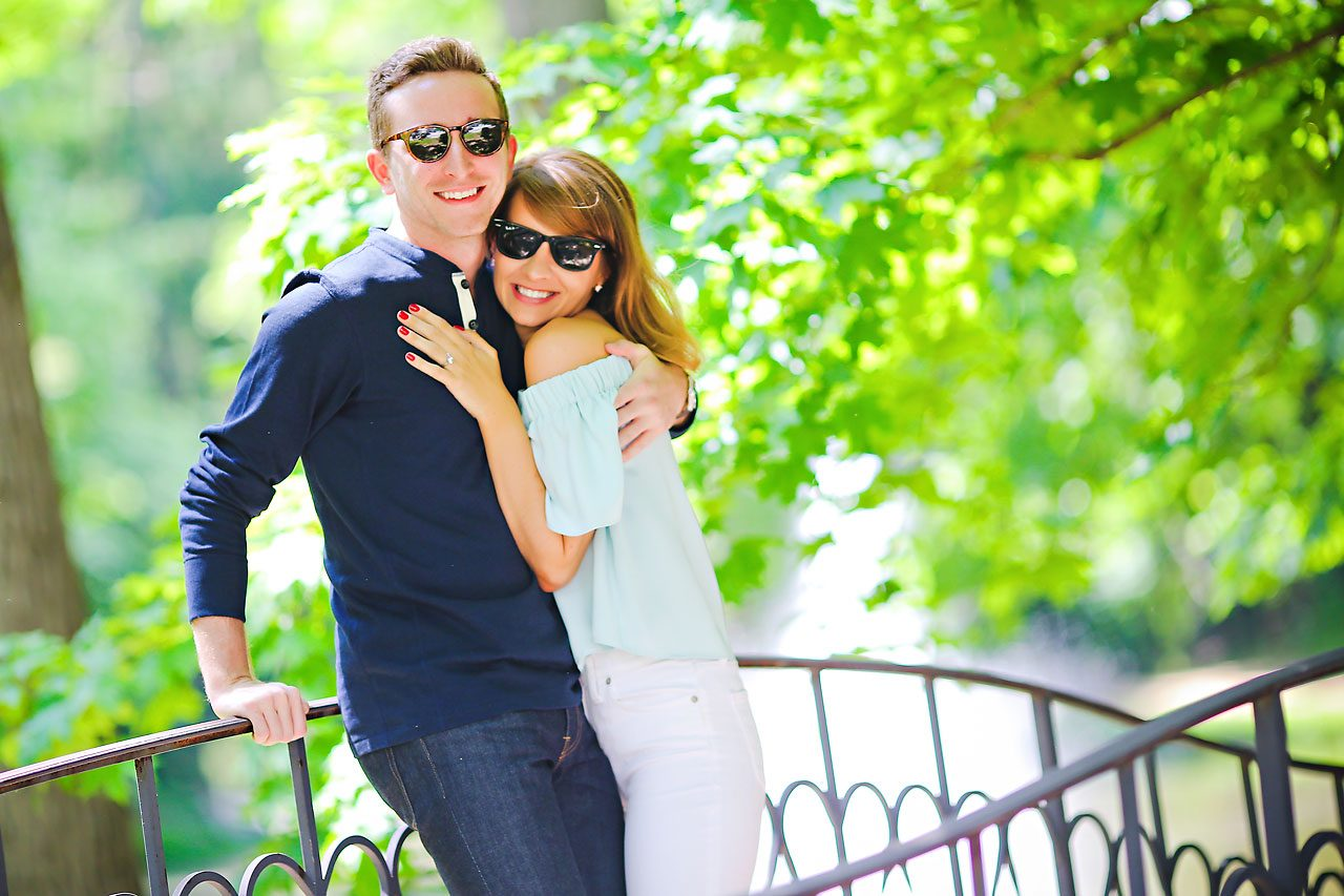 028 Meredith Aaron Indianapolis Engagement Session