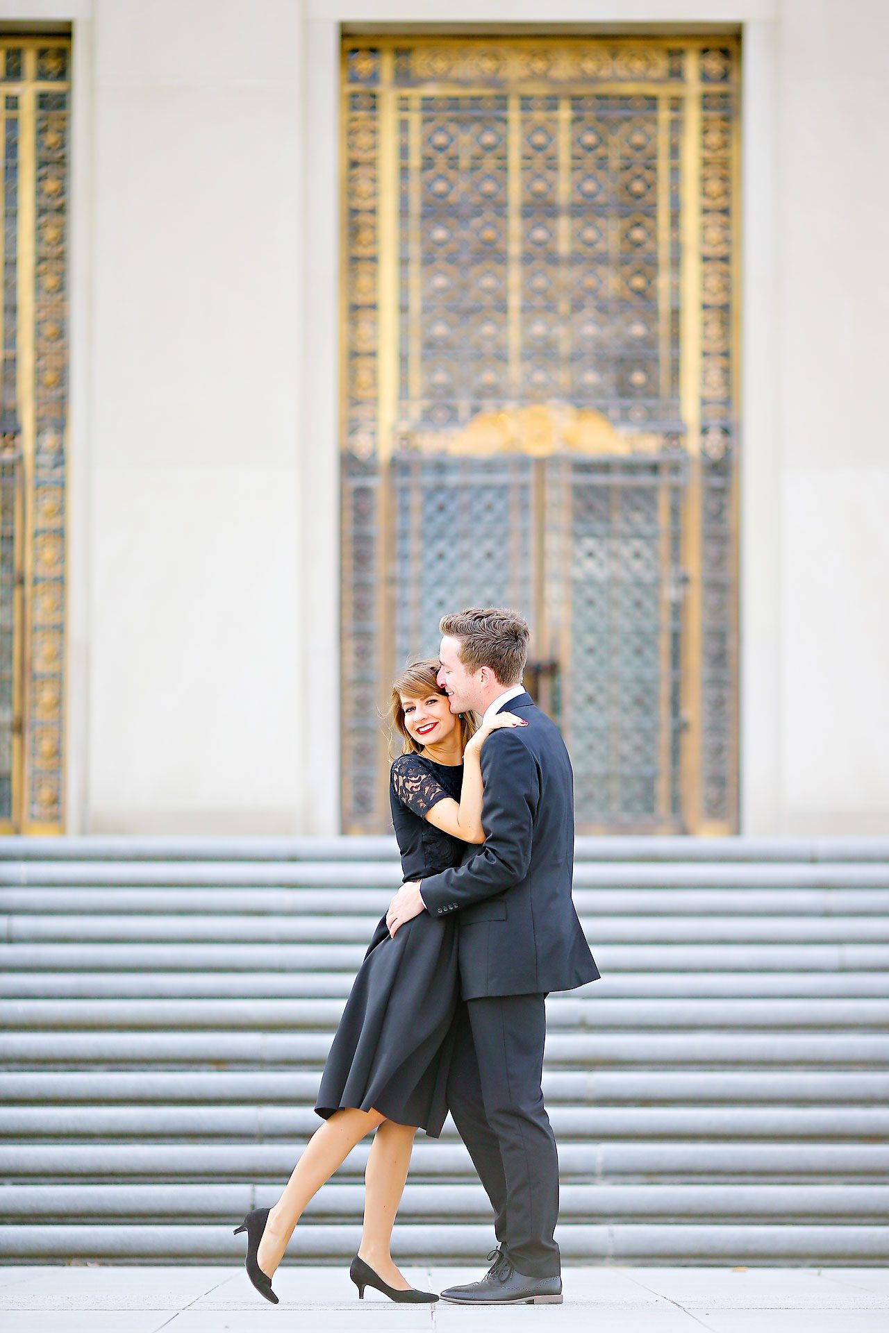 030 Meredith Aaron Indianapolis Engagement Session