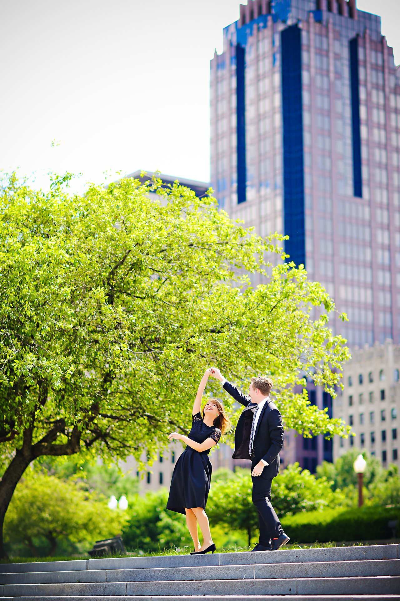 031 Meredith Aaron Indianapolis Engagement Session