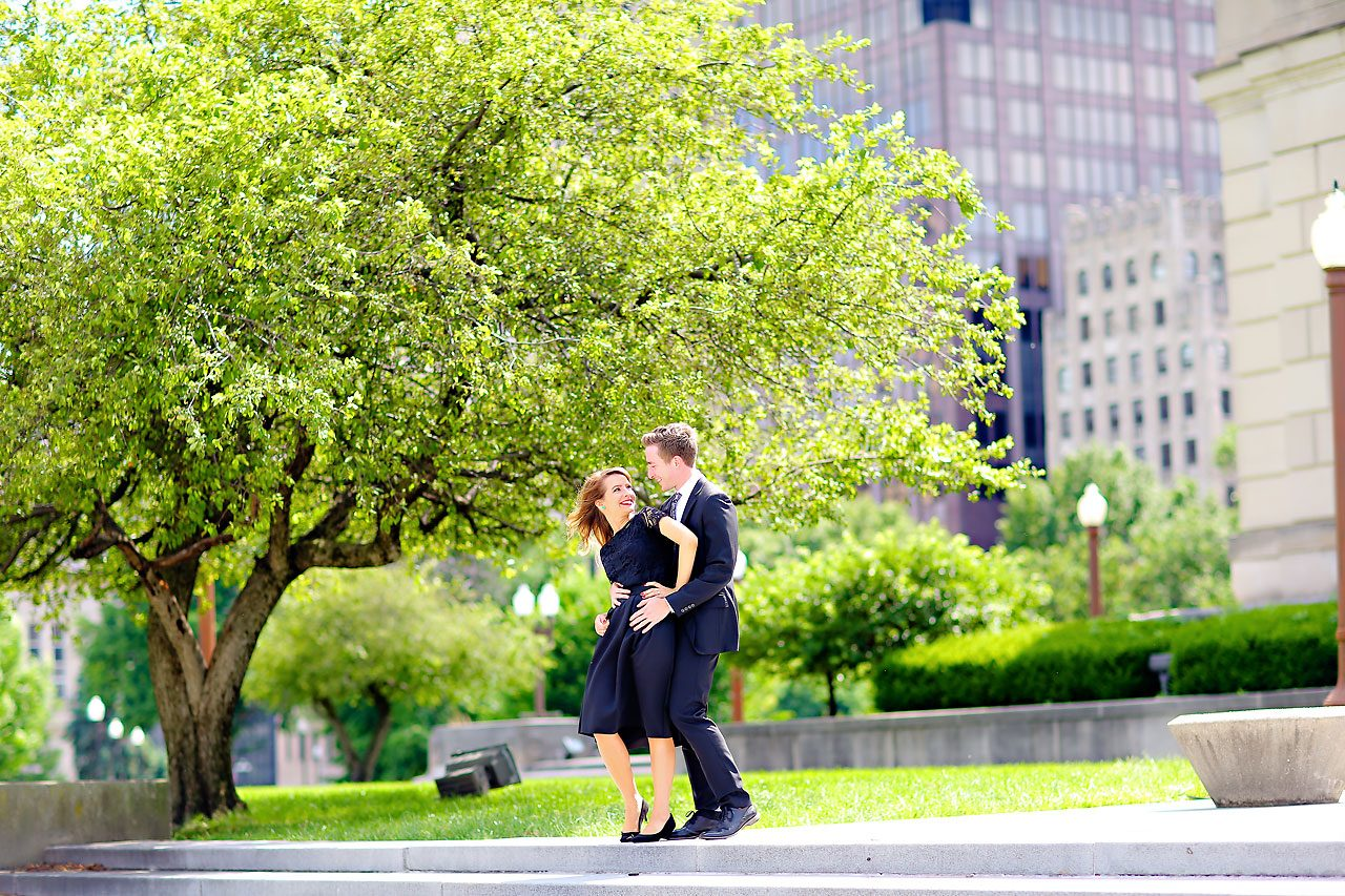 038 Meredith Aaron Indianapolis Engagement Session