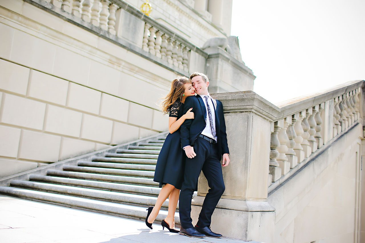 040 Meredith Aaron Indianapolis Engagement Session