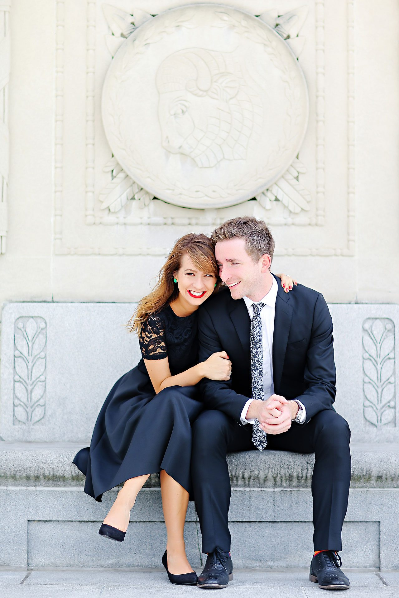 043 Meredith Aaron Indianapolis Engagement Session