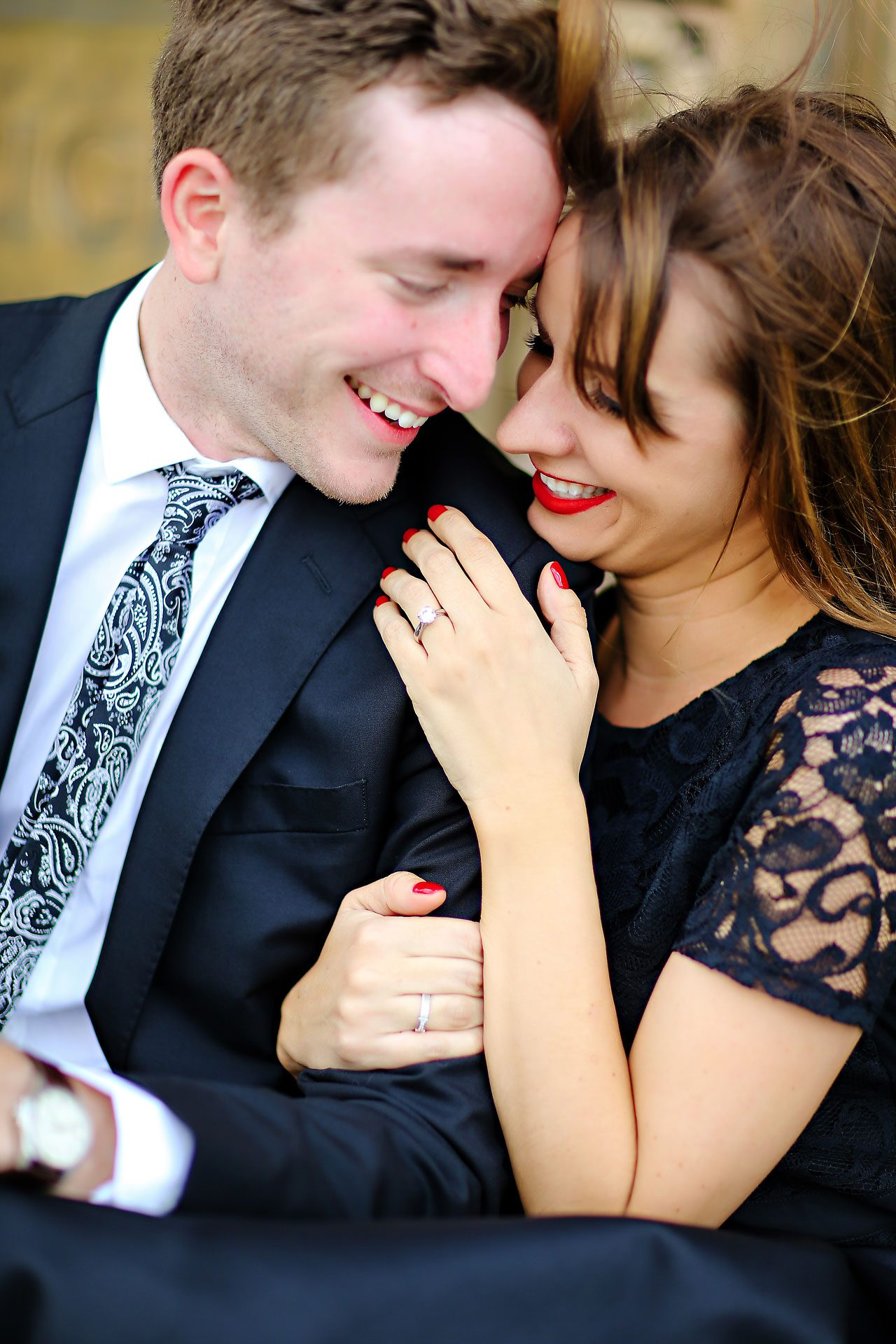 047 Meredith Aaron Indianapolis Engagement Session